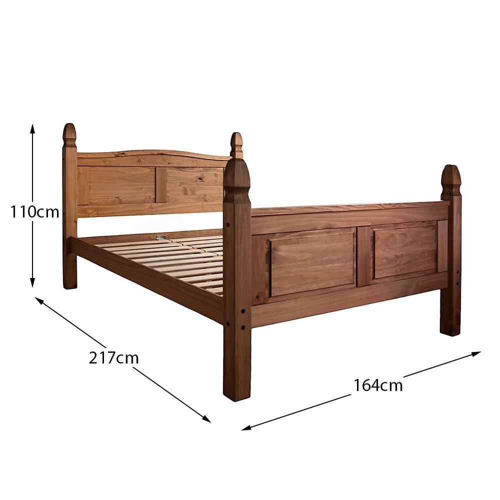 Corona-Panama-Chest-Of-Drawers-Bedside-Bedroom-Mexican-Solid-Pine-Furniture thumbnail 166