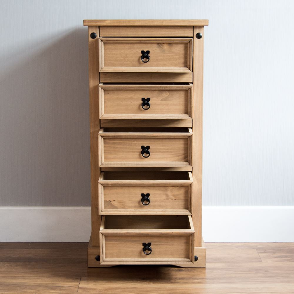 Corona-Panama-Chest-Of-Drawers-Bedside-Bedroom-Mexican-Solid-Pine-Furniture thumbnail 89