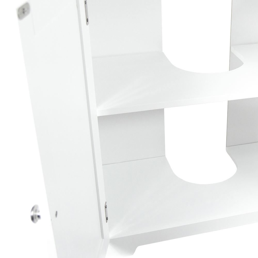 Priano Bathroom Sink Cabinet Under Basin Unit Cupboard