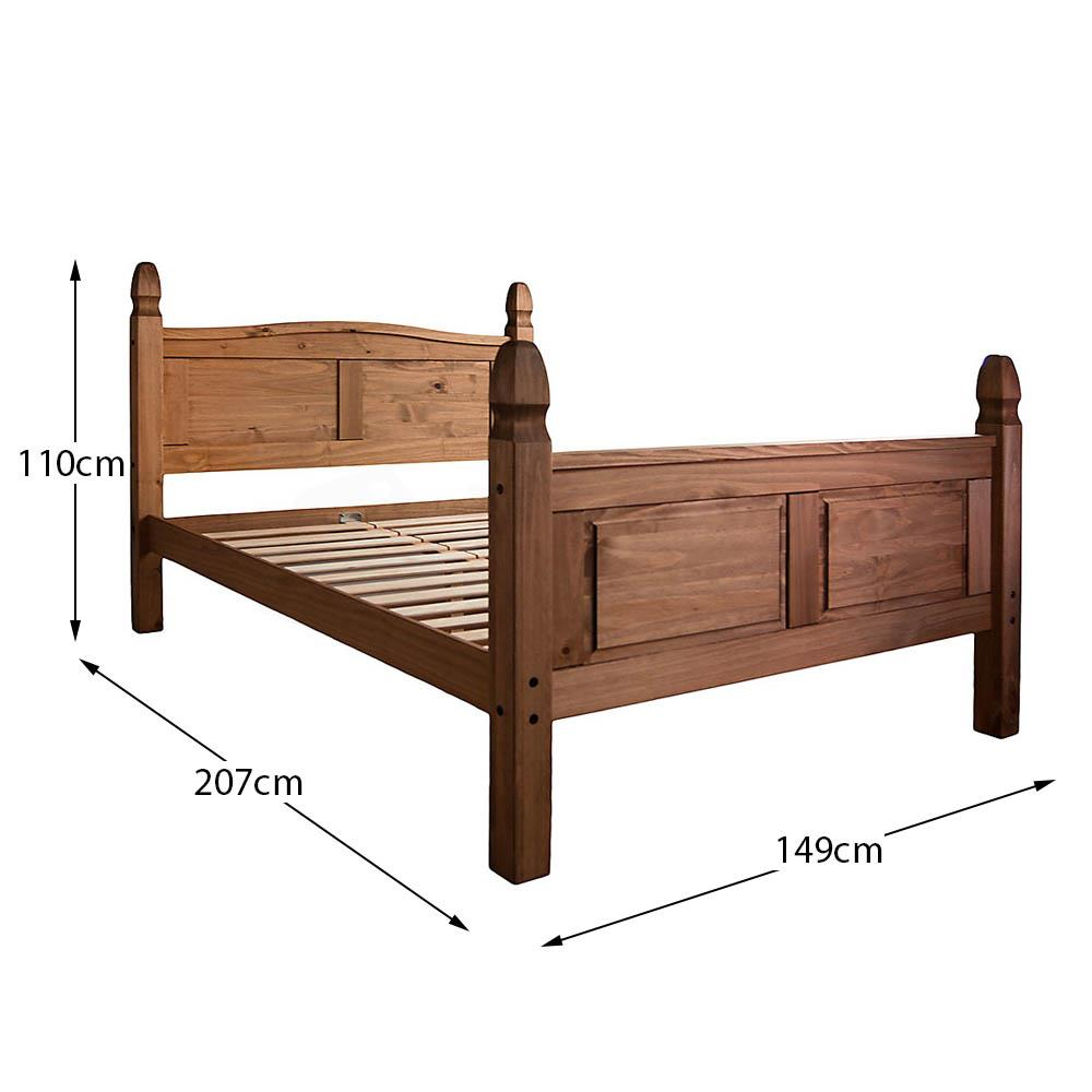 Corona-Panama-Chest-Of-Drawers-Bedside-Bedroom-Mexican-Solid-Pine-Furniture thumbnail 148