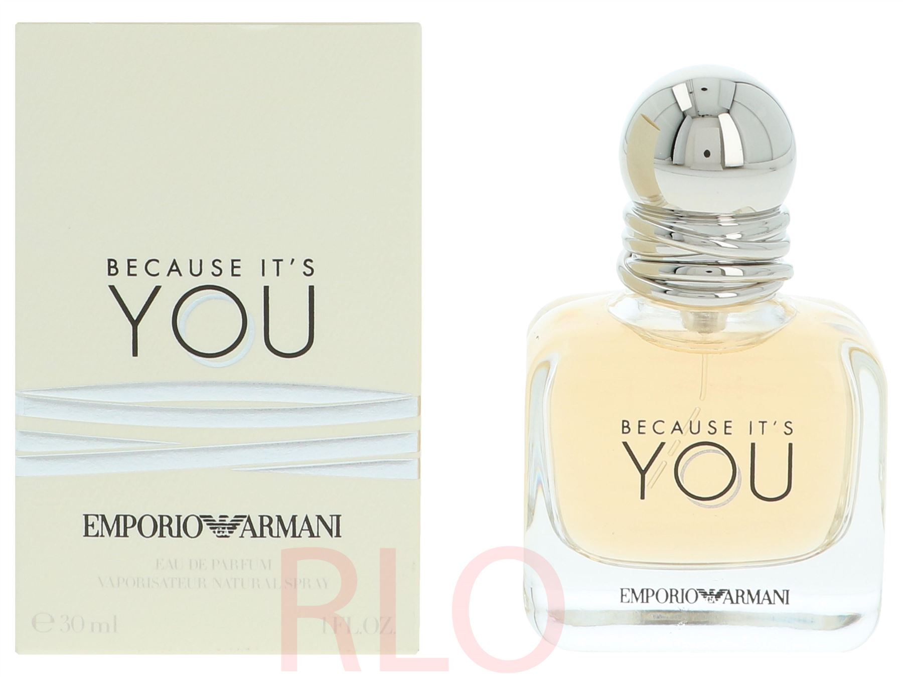 Details Giorgio Eau You Parfum Spray Armani Because It's About De Women 30ml XiPukZ