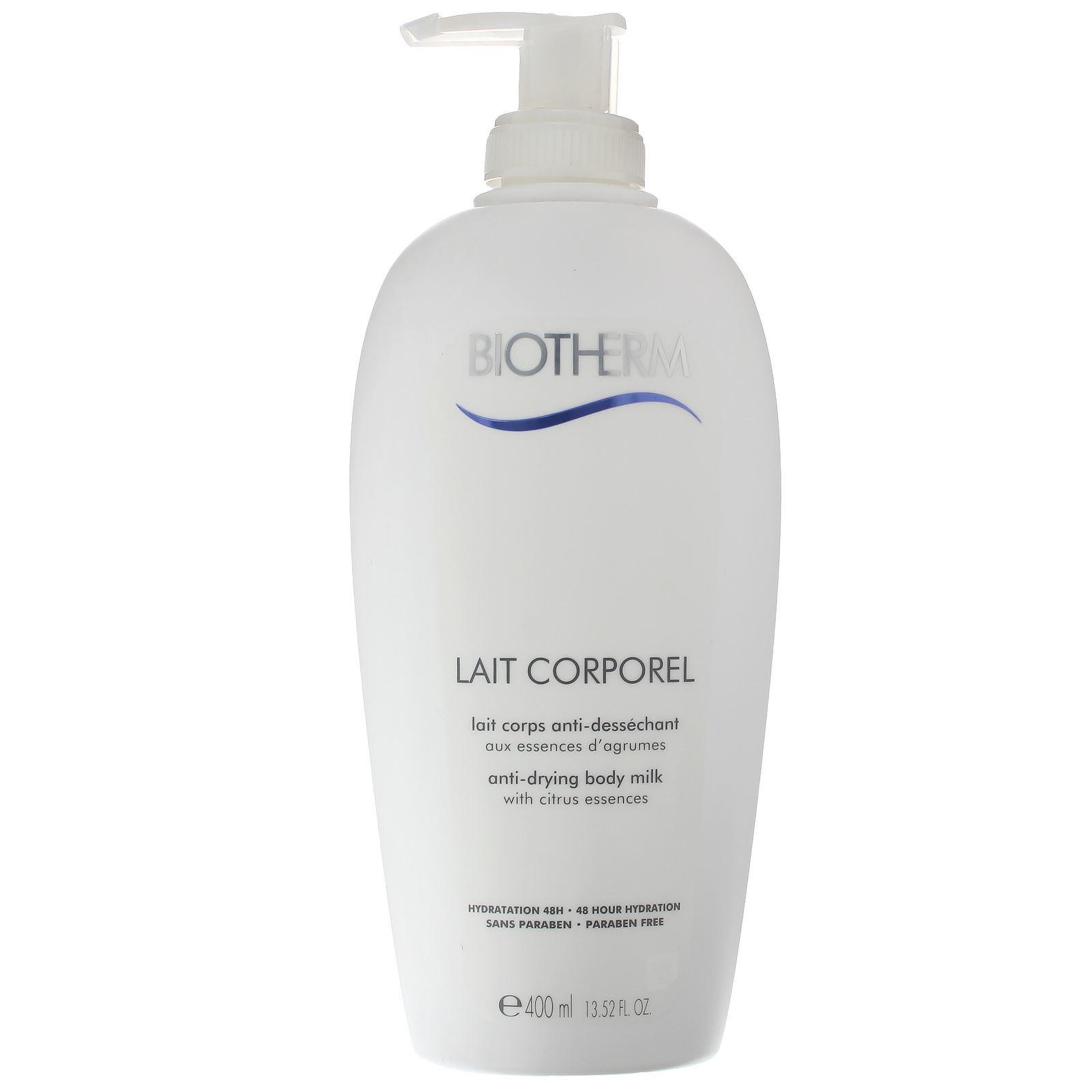 Biotherm lait corporel 400ml