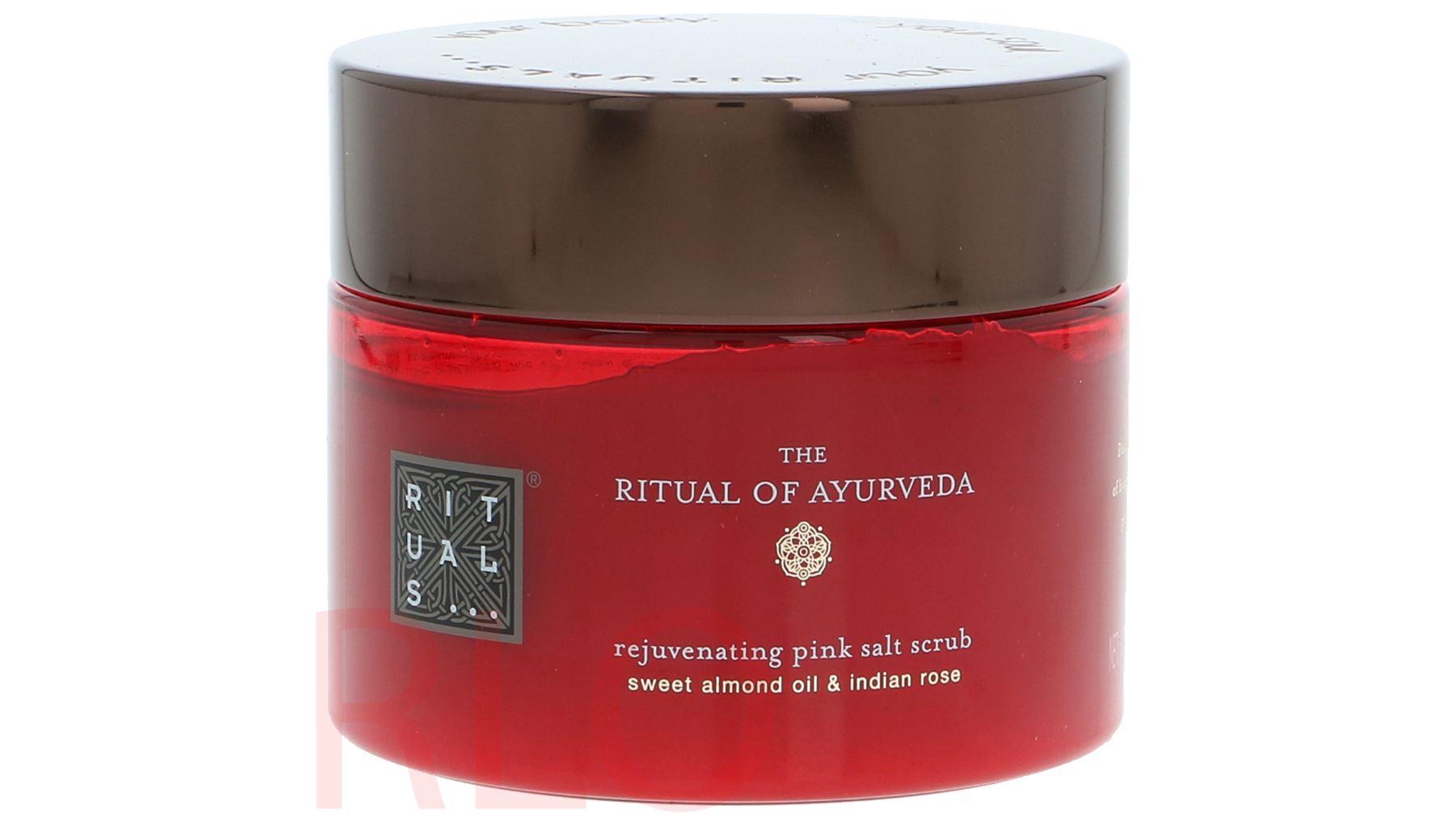 rituals ayurveda scrub