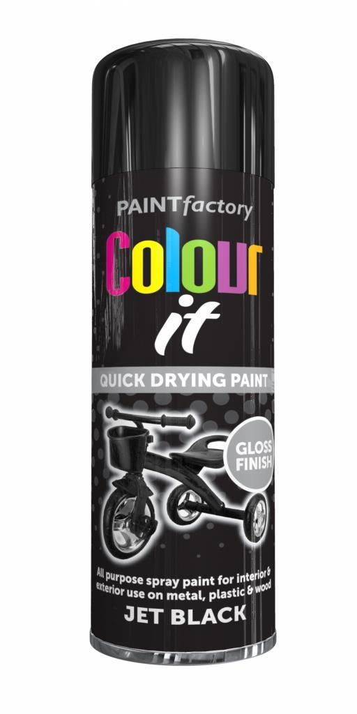 Spray-Paint-Aerosol-Auto-Car-Primer-Matt-Gloss-Lacquer-Wood-Metal-250ml thumbnail 3