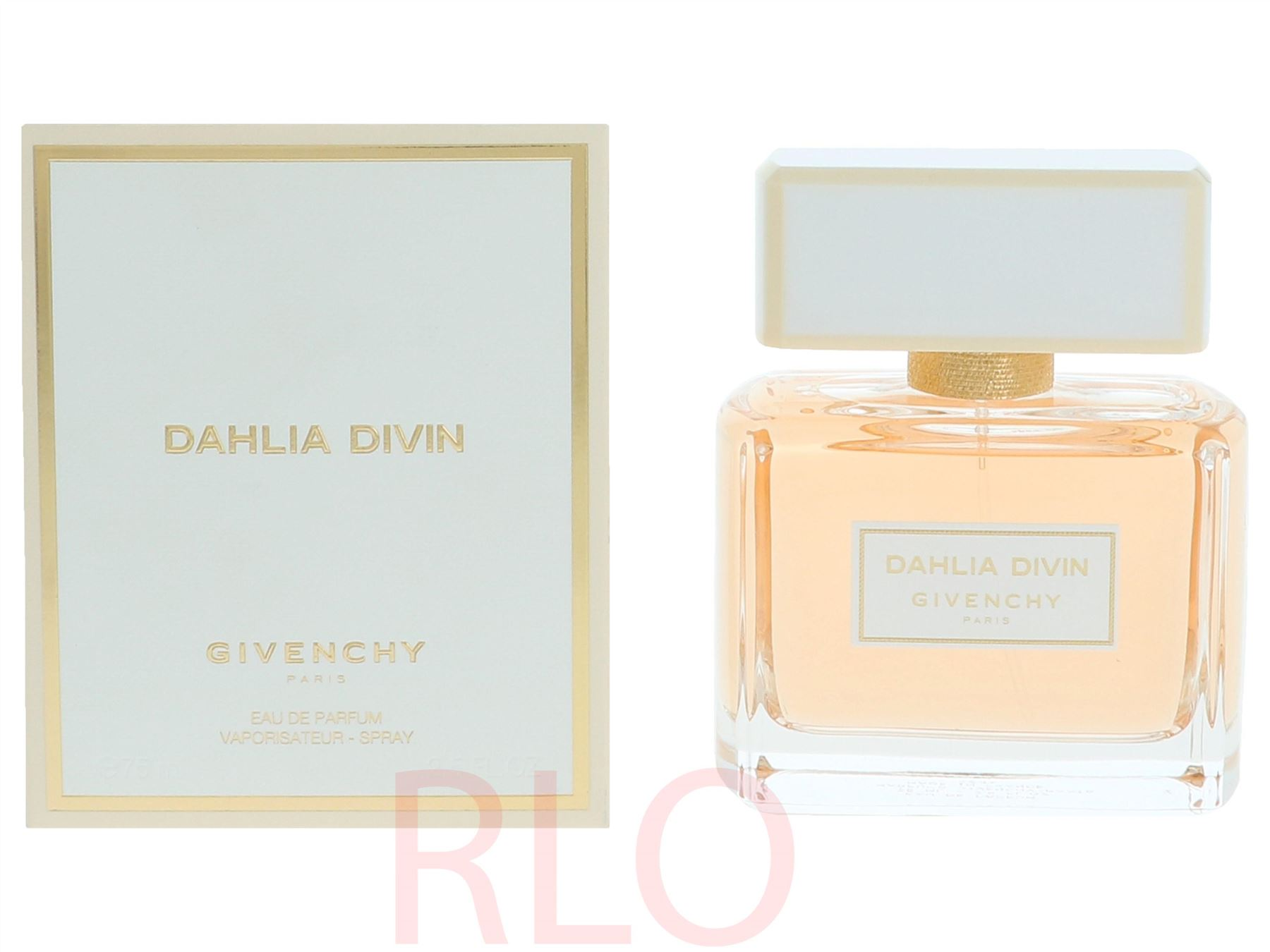 Detalles de Givenchy Dahlia Divin 75ml Eau De Parfum Women Spray