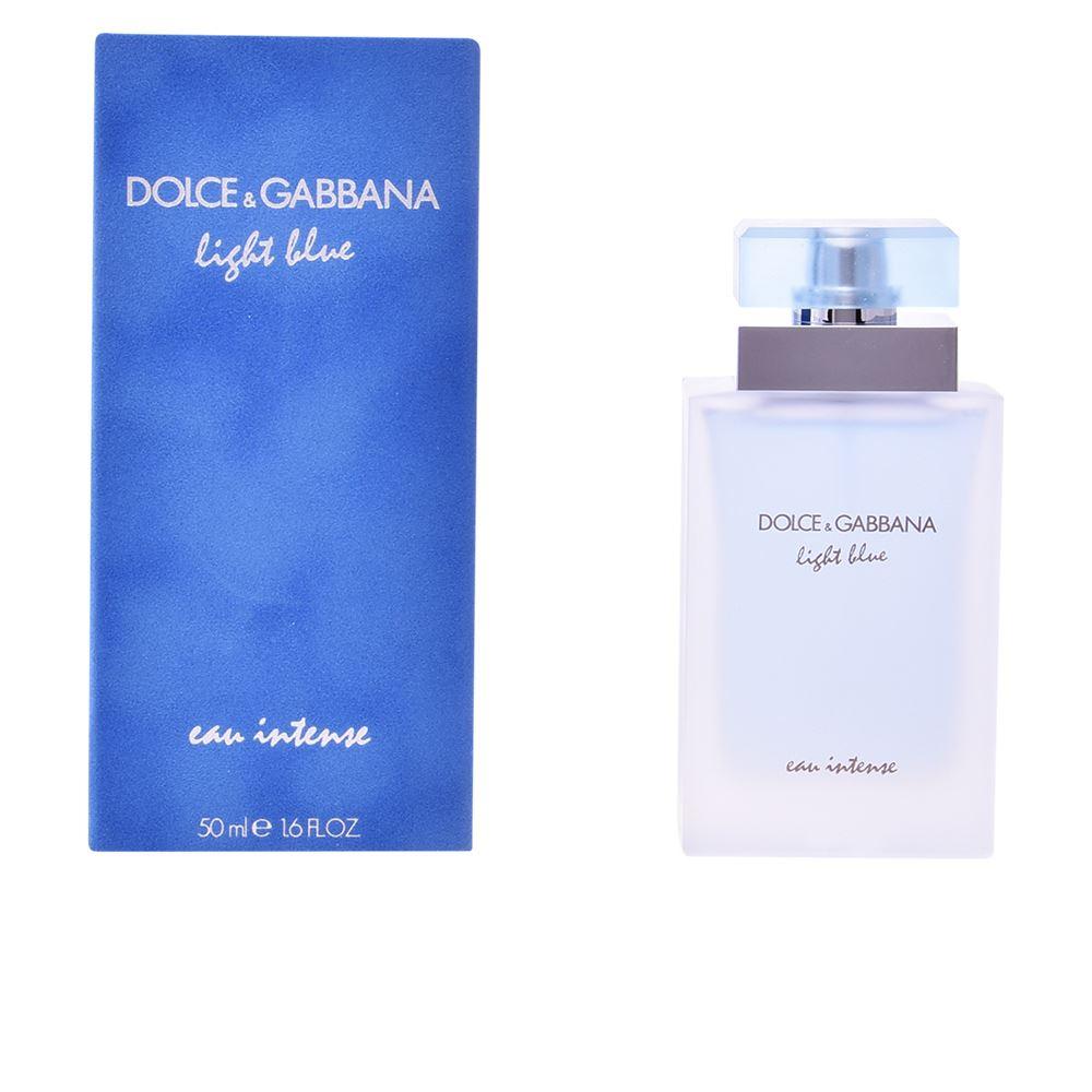 7f2eded8243f Details about Dolce & Gabbana Light Blue Intense Eau De Parfum 50ml Women  Spray