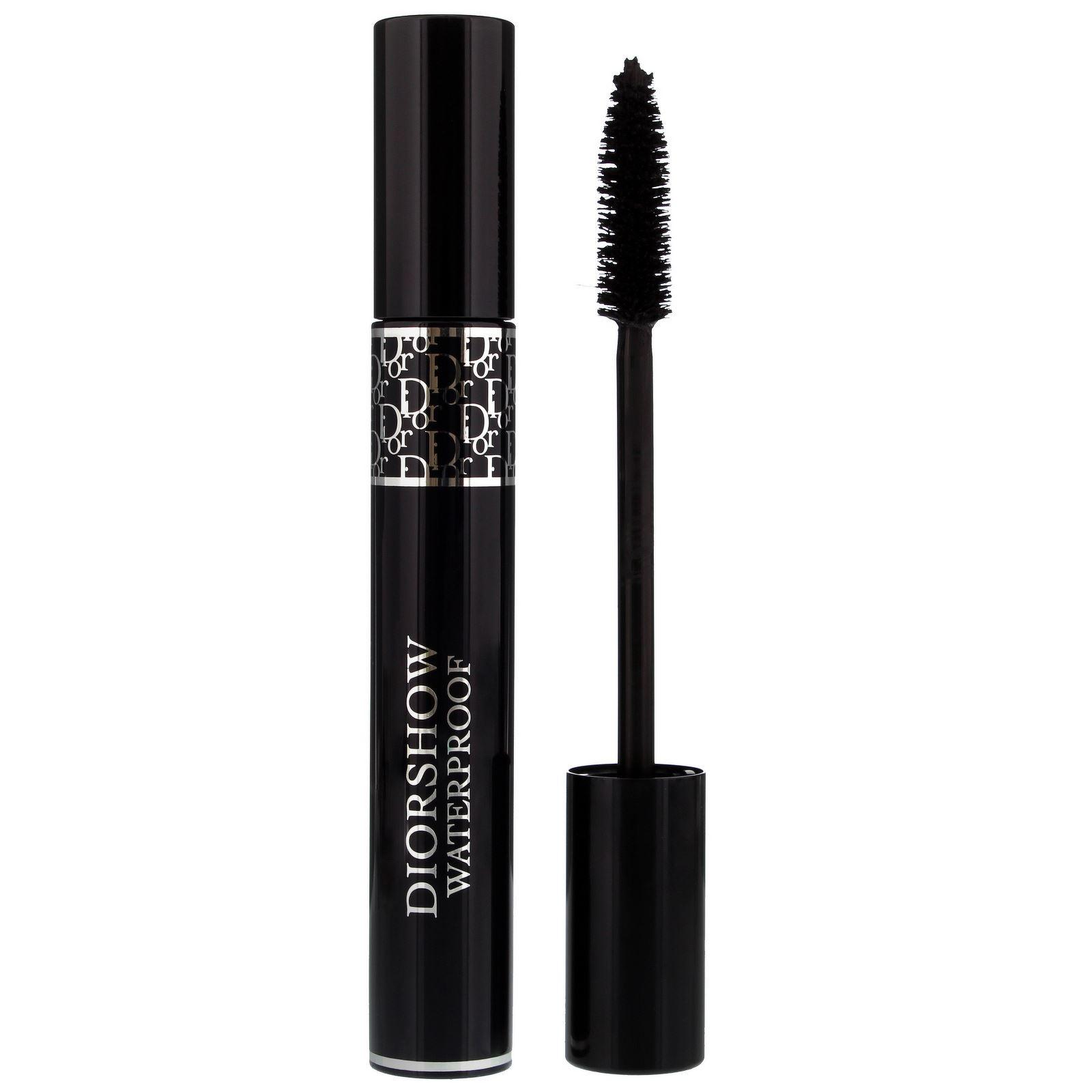 60e829b4855 Details about Christian Dior Diorshow Waterproof Buildable Vol.-Catwalk Black  11.5ml Mascara