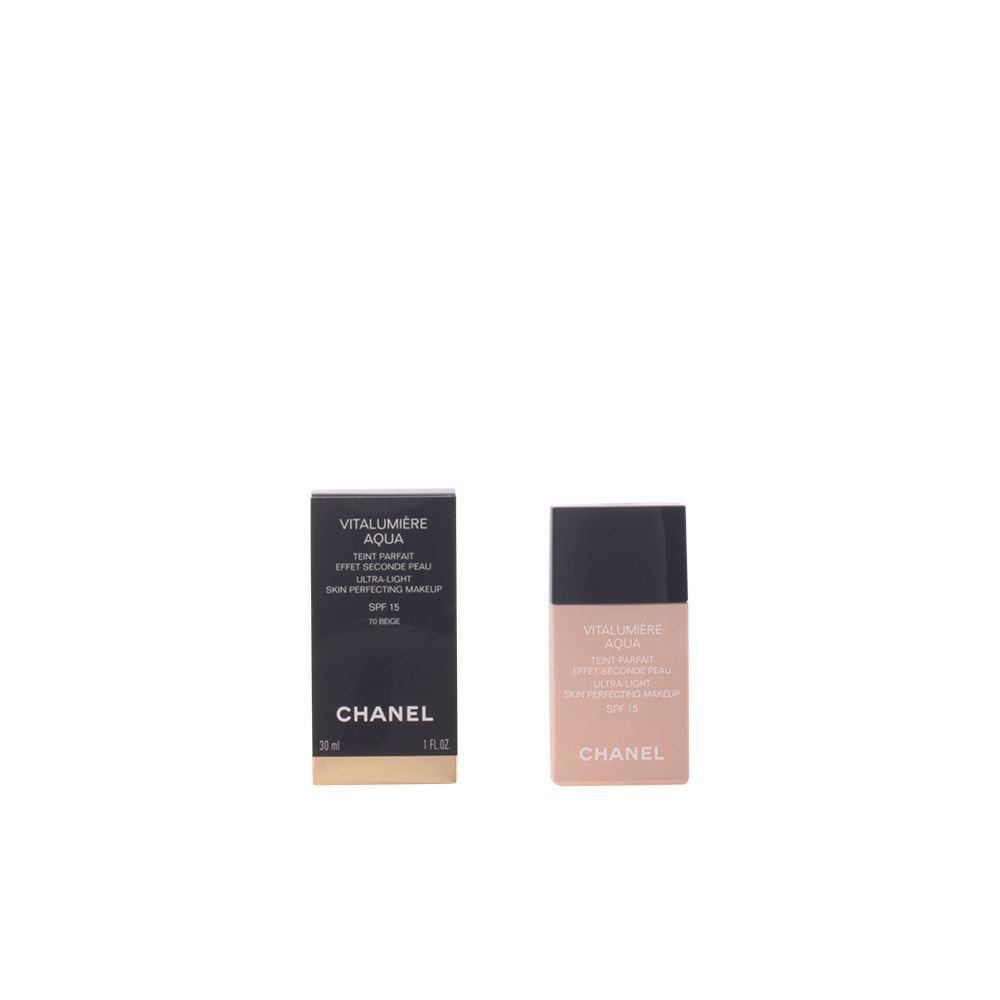 Chanel Vitalumi Re Aqua Ultra Light Skin Perfecting Makeup