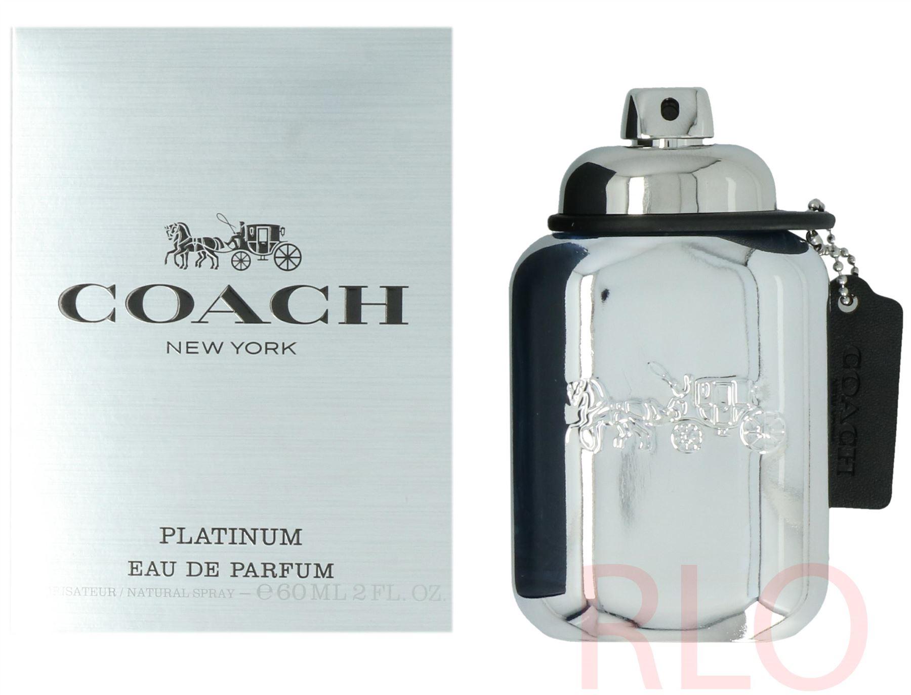 Coach Platinum Eau de Parfum Spray