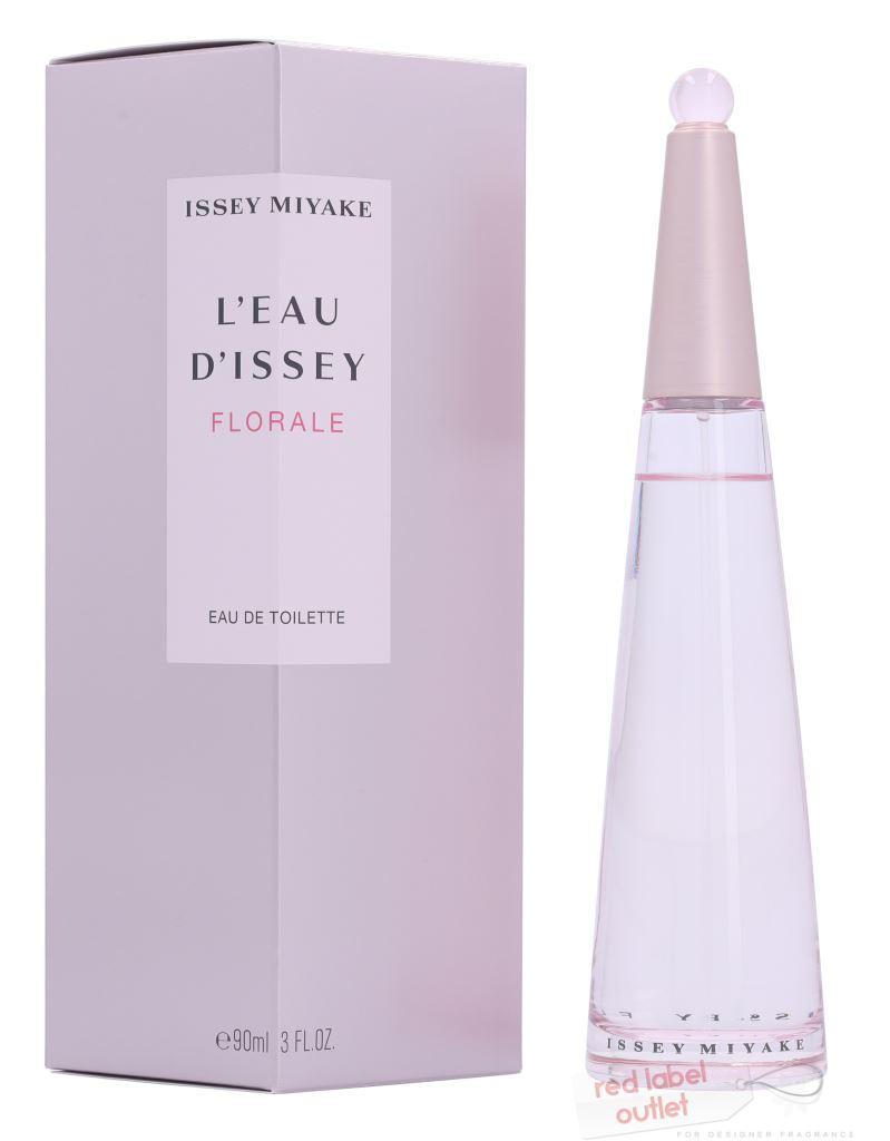 Detalles de Issey Miyake L'Eau D'Issey Florale Femme EDT 90ml Women Spray