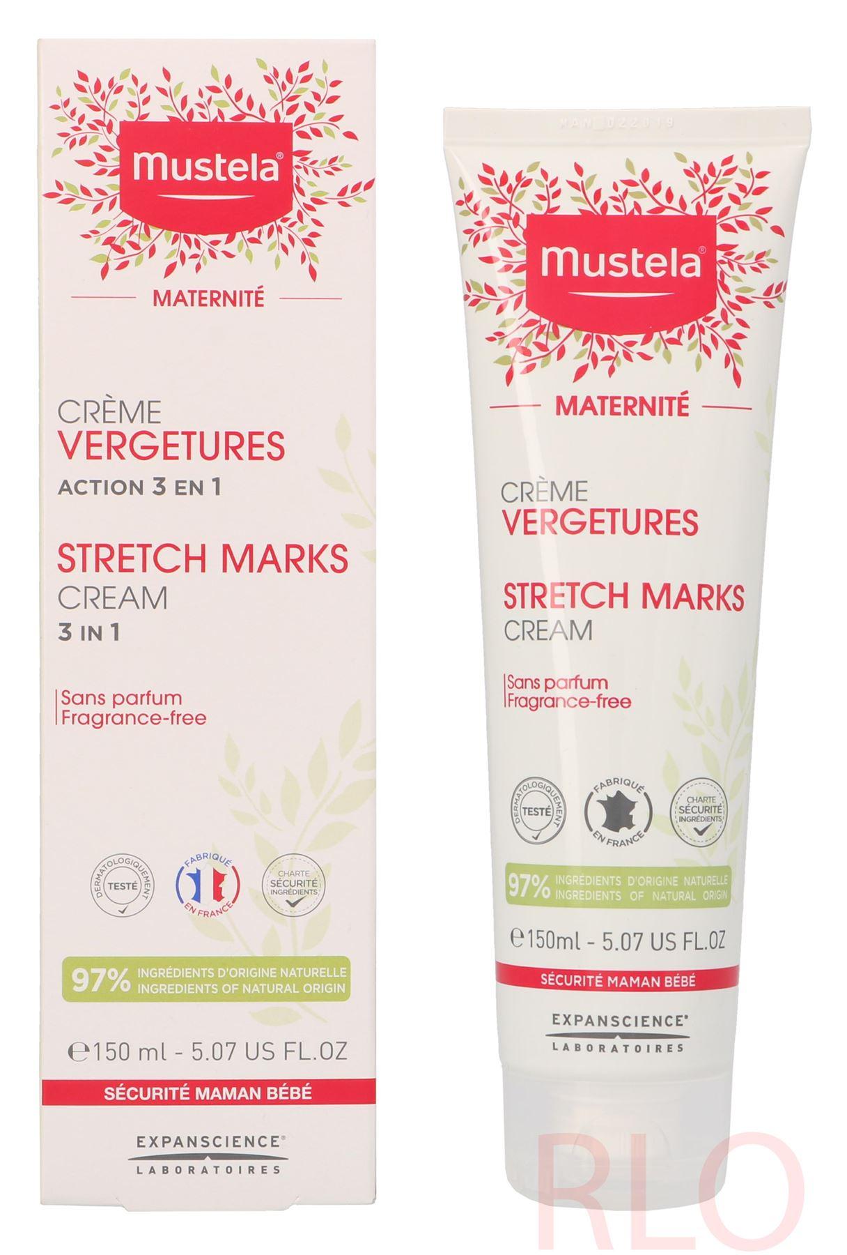 Mustela Stretch Marks Prevention Cream 150ml Women Ebay