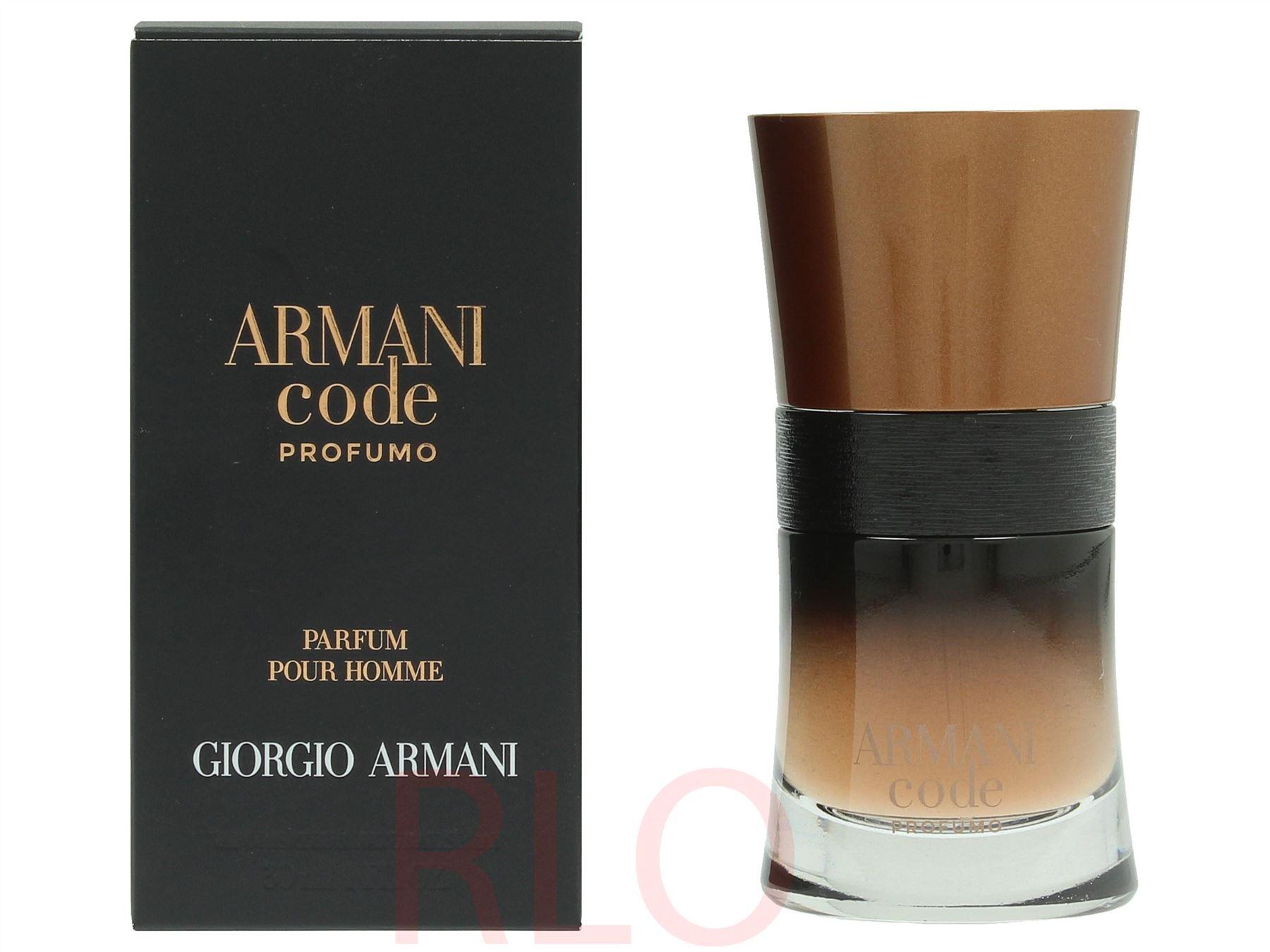 pretty nice exclusive deals innovative design Details about Giorgio Armani Code Profumo 30ml Eau de Parfum Men Spray