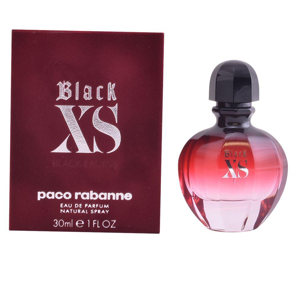 Détails sur Paco Rabanne Black Xs For Her Eau de Parfum 30ml Women Spray