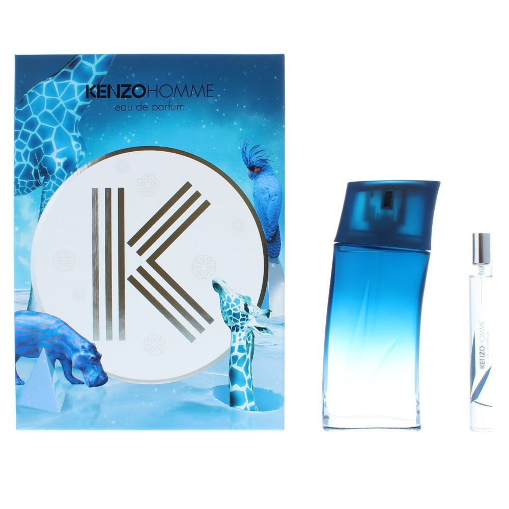 Travel 100mlamp; About Details 15ml Edp Homme Kenzo Spray trQhsd