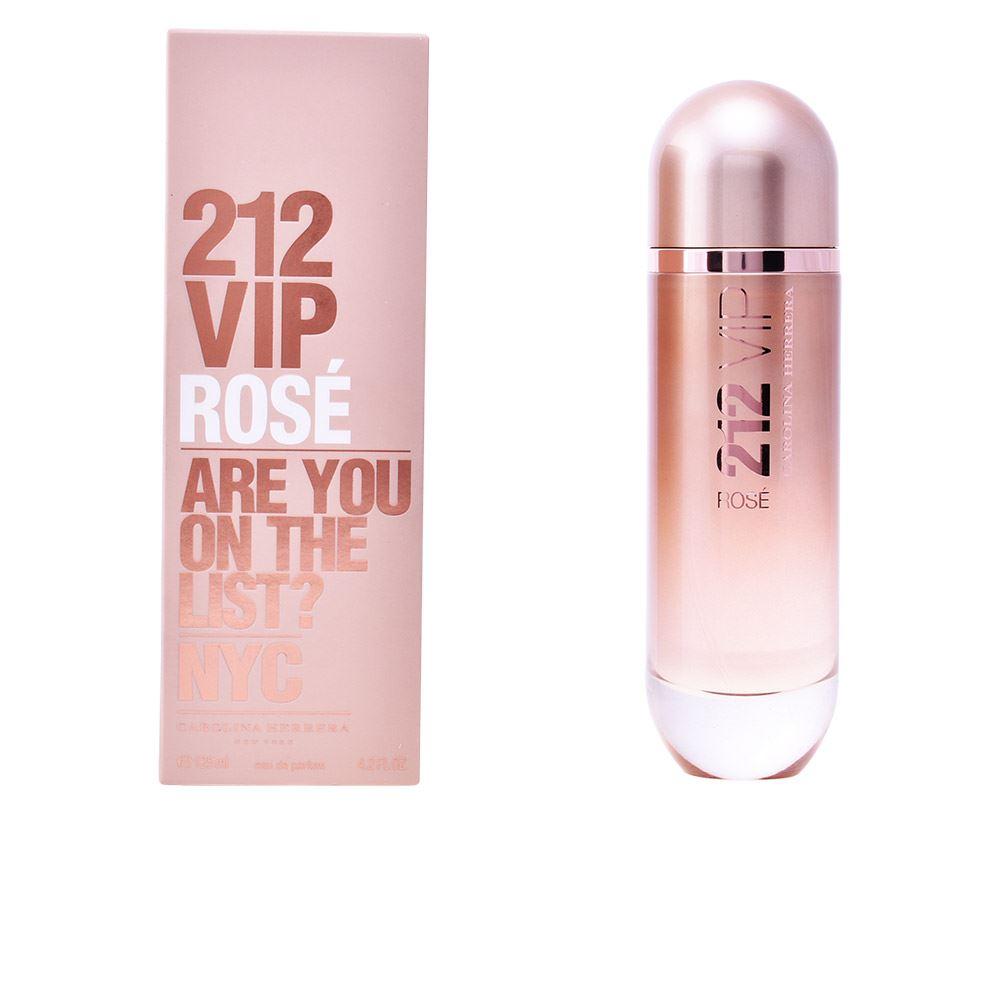 perfume carolina herrera 212 rose mujer