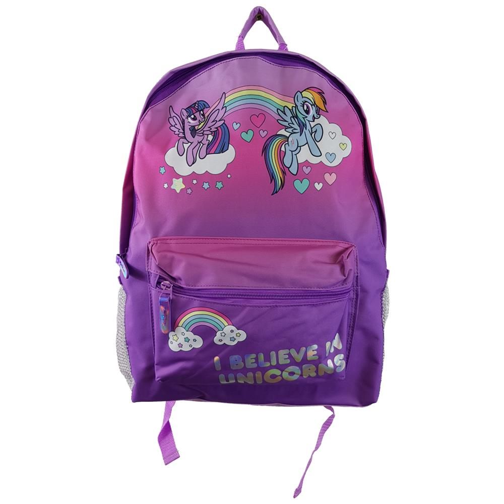 fea323c67644 Details about My Little Pony Roxy Large Backpack School Bag Childrens Girls  Gift Brand NEW !!