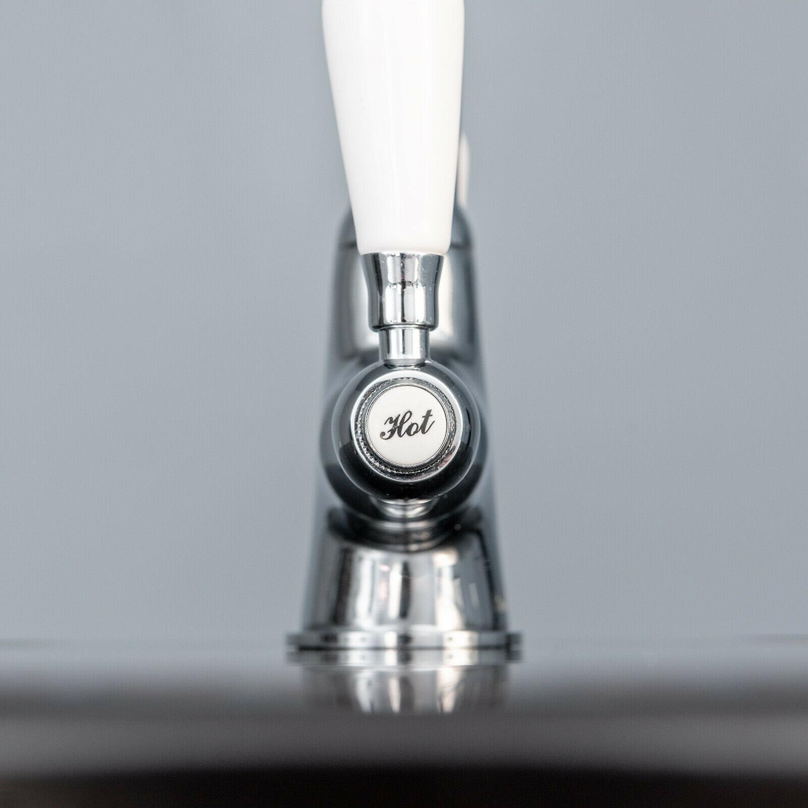Reginox Rl301cw 1 5 Bowl White Ceramic Reversible Kitchen Sink Elbe Tap Pack Kitchen Fixtures Diy Tools
