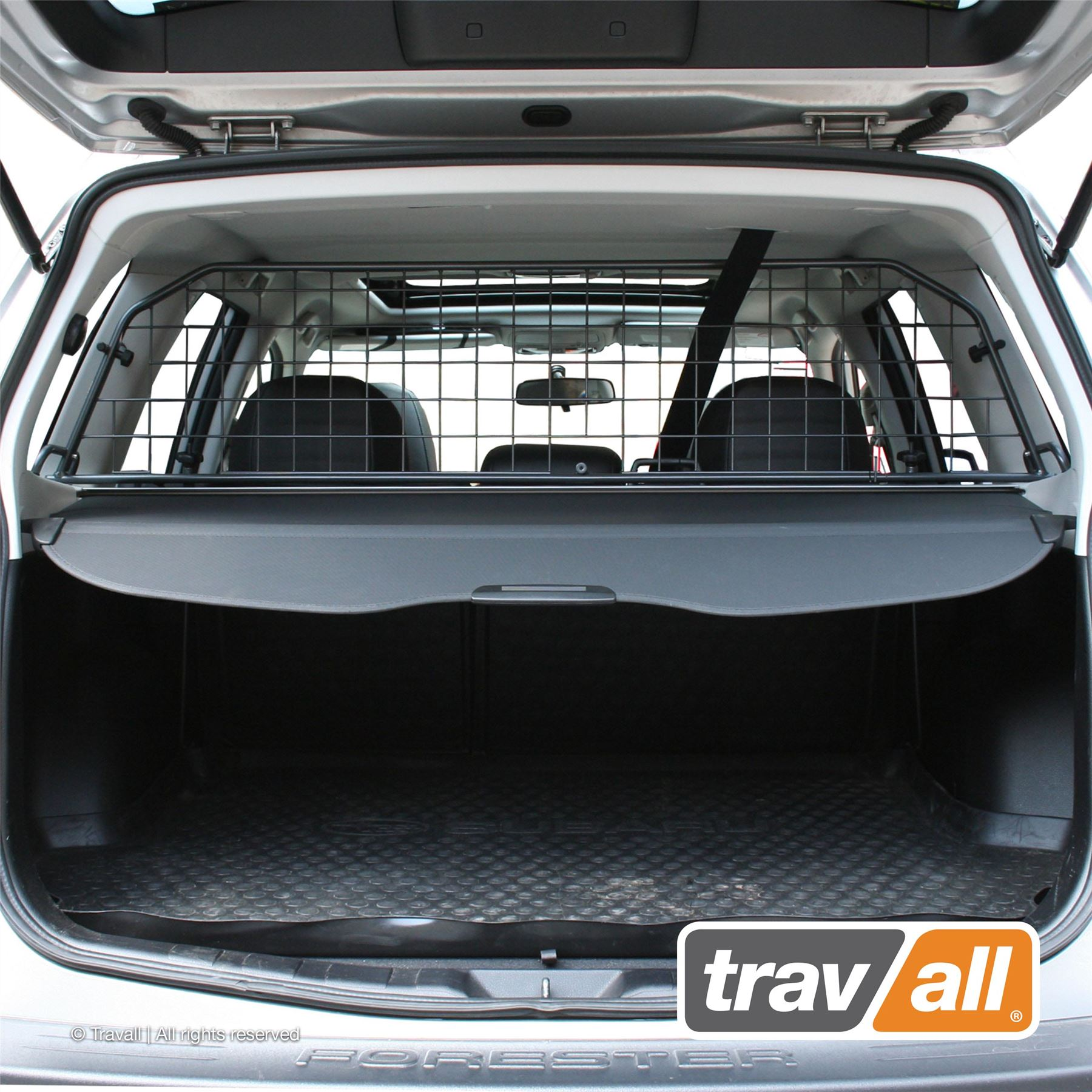 Pet Barrier Dog Guard Custom Fit For Subaru Forester With