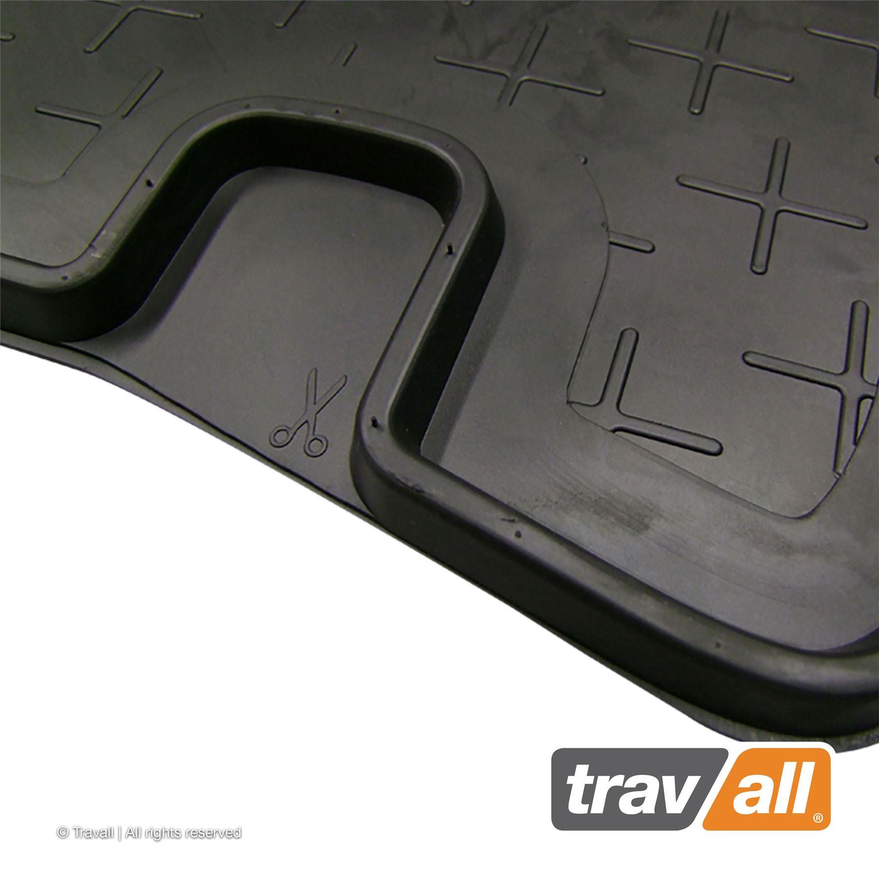 Tapis de Coffre en Caoutchouc sur Mesure Travall/® Liner TBM1016