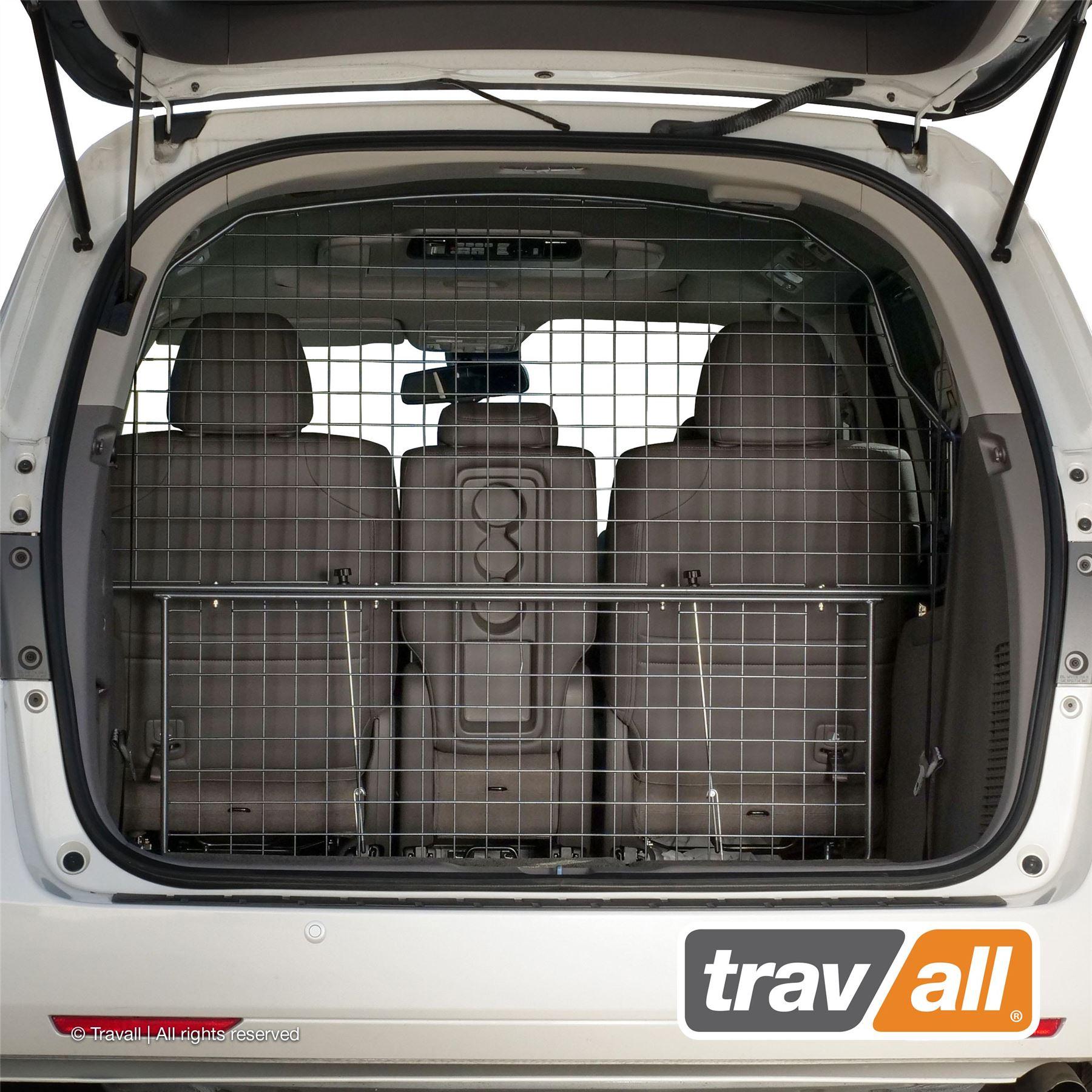 1d5fa78db18 Travall Custom Fit Luggage Dog Pet Barrier Guard for Honda Odyssey 2010-2017