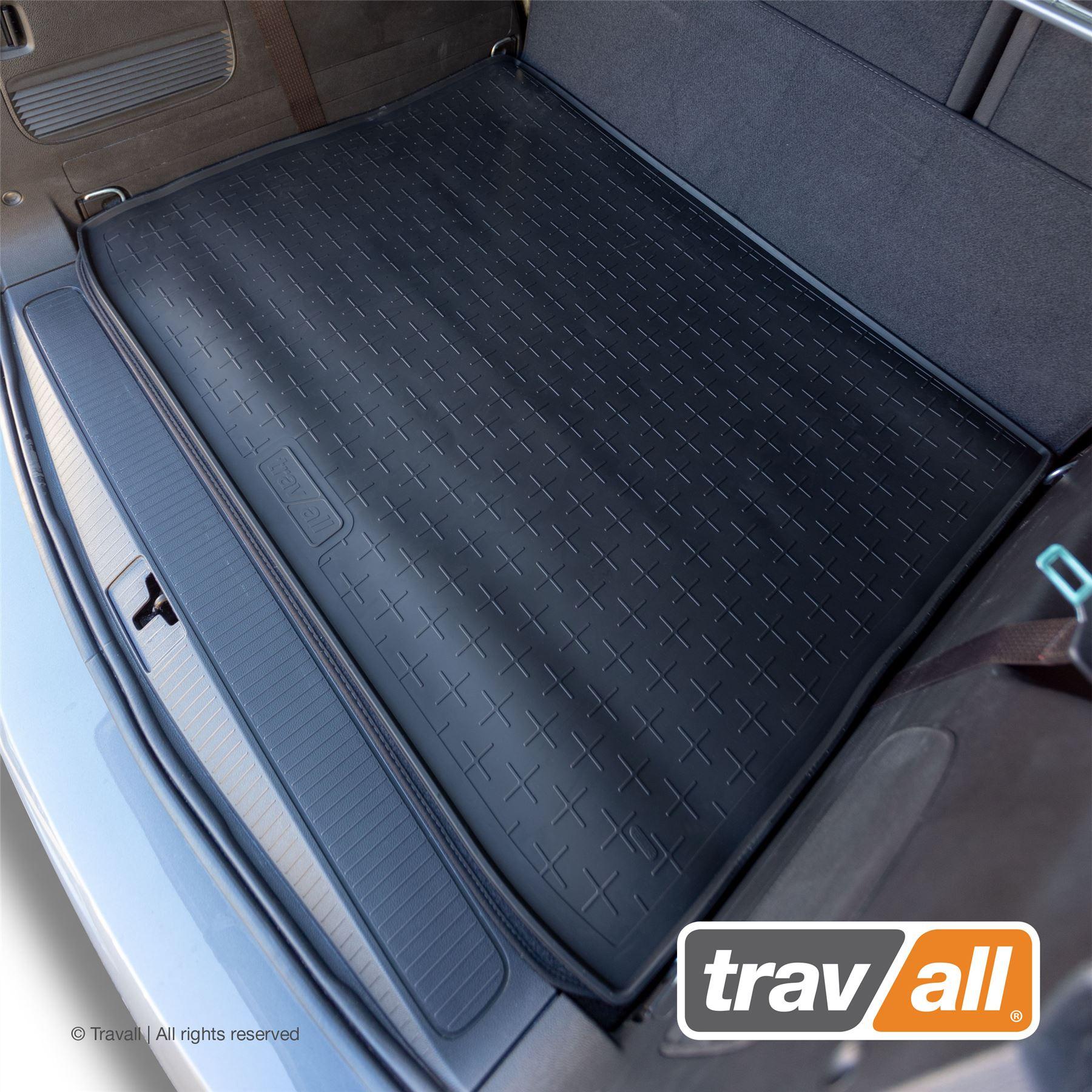 Travall Caoutchouc Tapis De Sol Voiture Entièrement compatible pour OPEL ASTRA K 2015