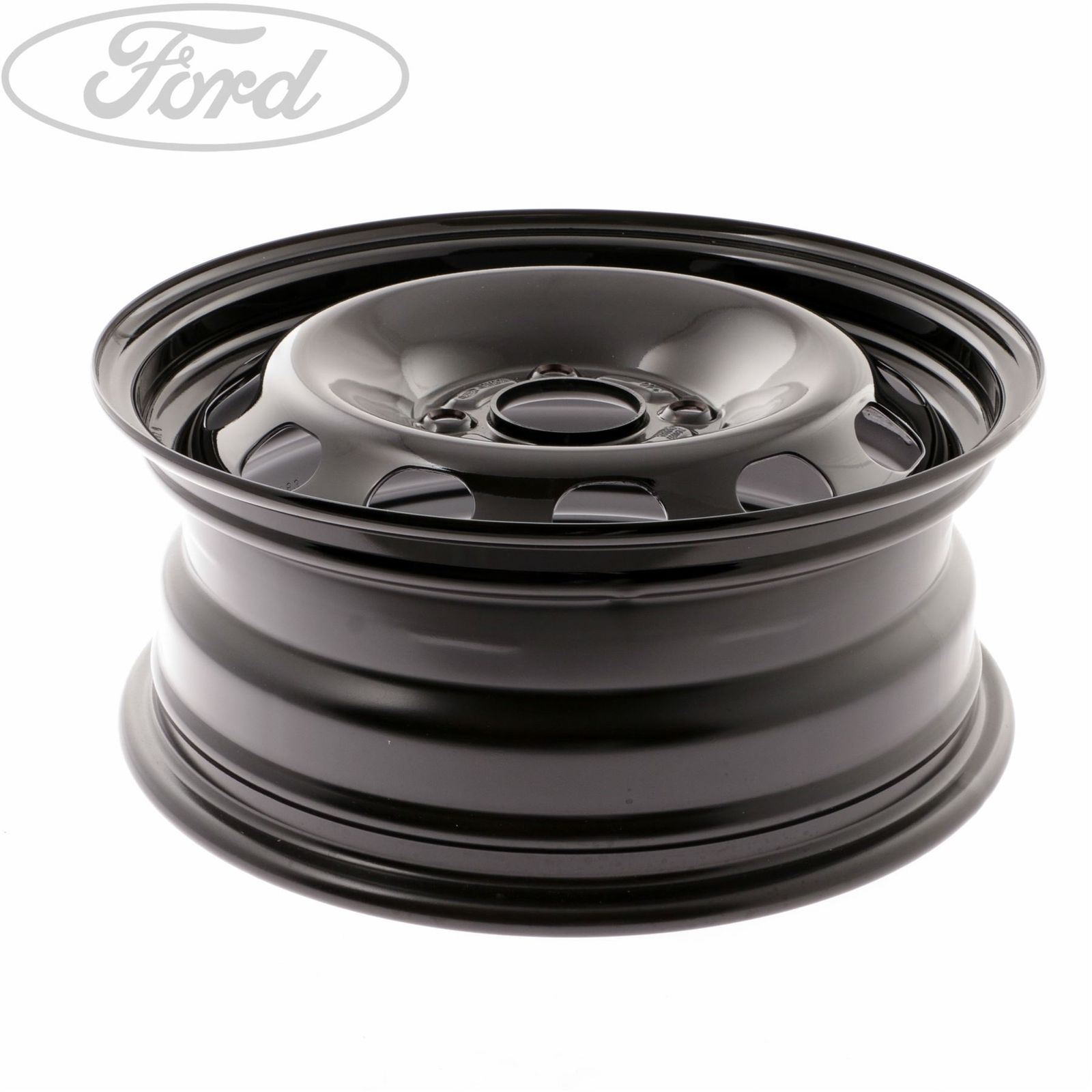Genuine Ford Fiesta MK7 15 Steel Road Wheel 2008-Onwards 1881869