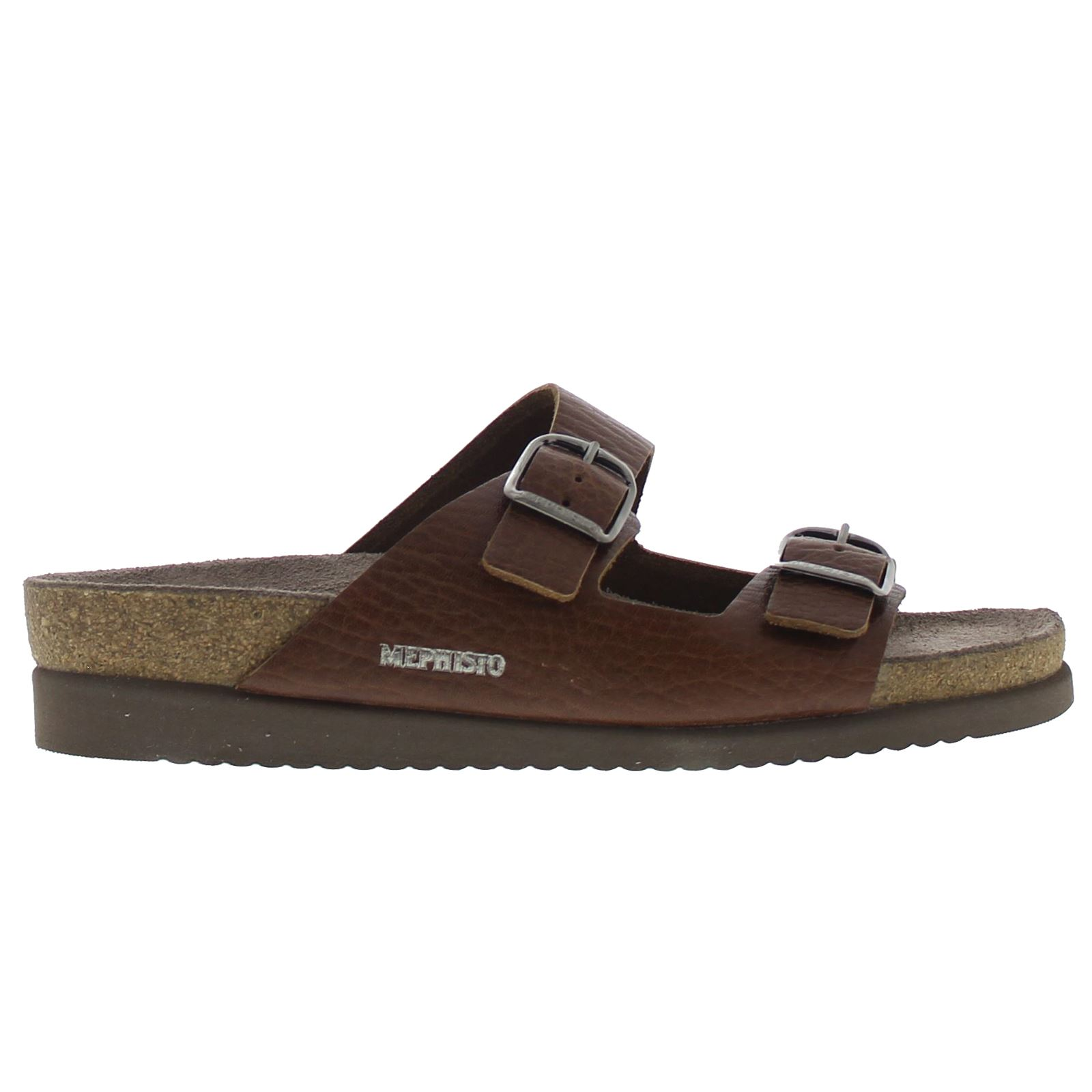Image is loading Mephisto-Harmony-Brown-Womens-Sandals