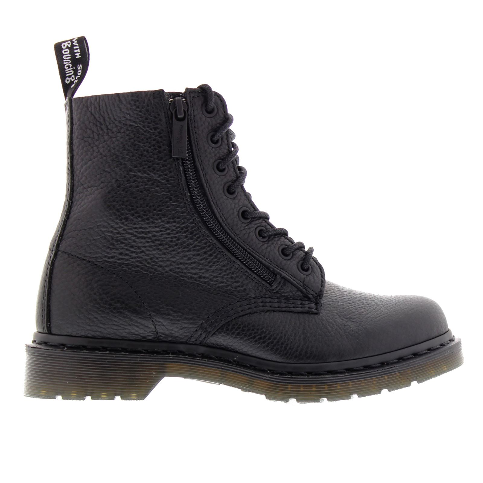 drop shipping good reputation new high Details about Dr.Martens Pascal Aunt Sally Black Womens Boots