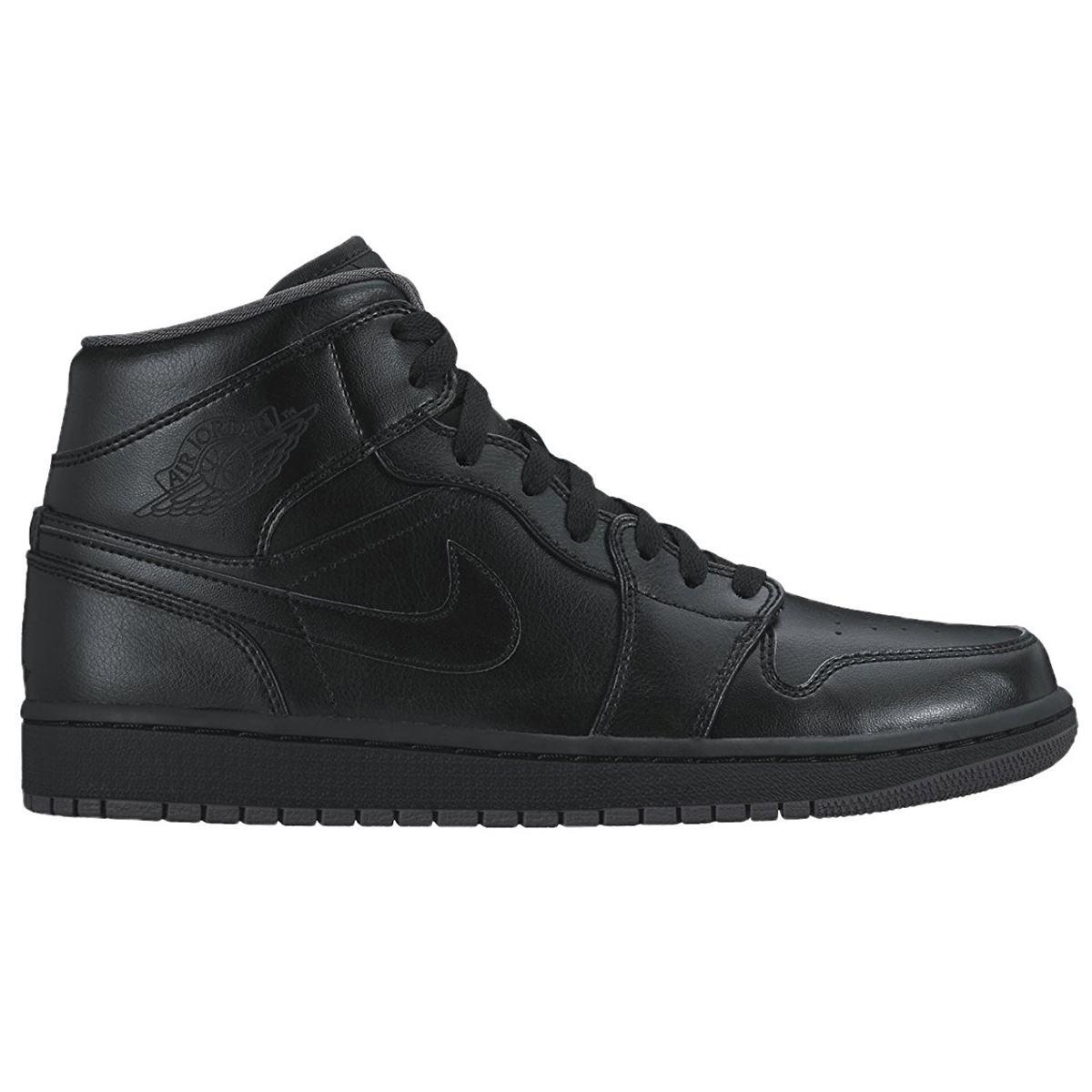 Nike Air Jordan Jordan Air 1 Mid 554724034 Hombre Trainers 1b3ee4