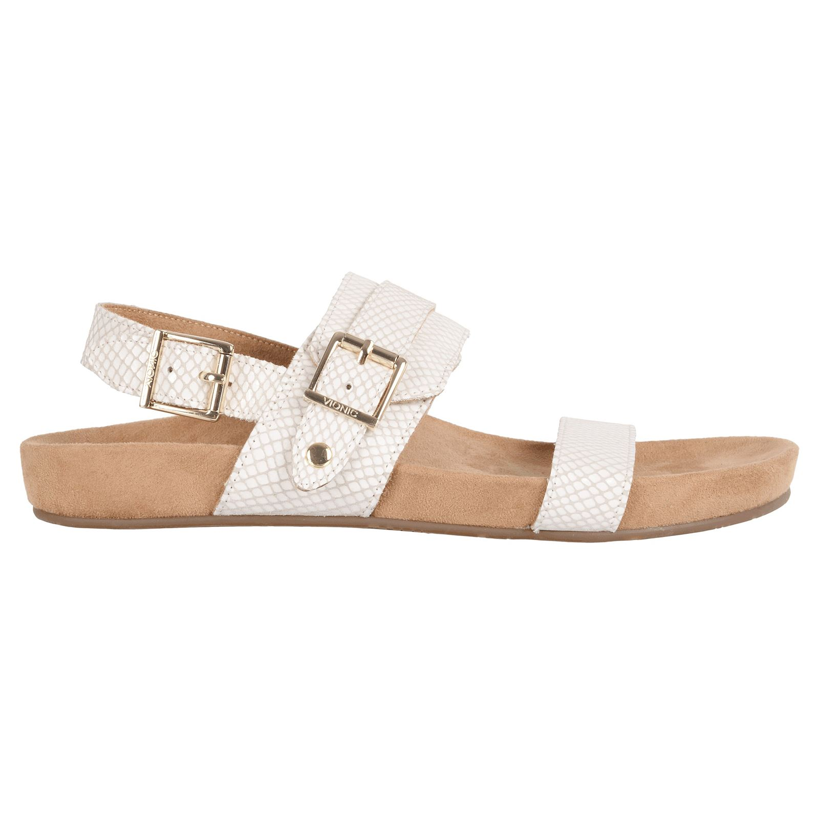 f15775b8b8e67 Description: Get summer ready with beautiful strappy style sandals from  Vionic.