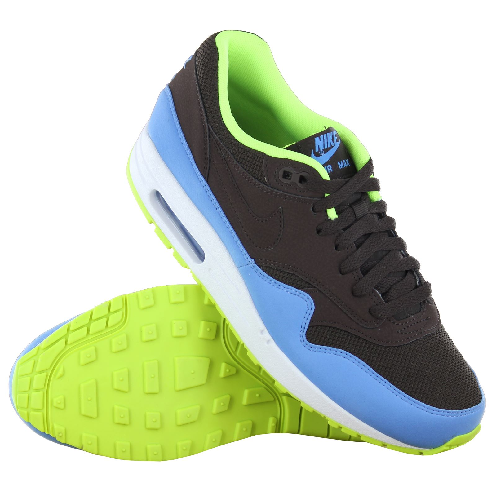 Nike-Air-Max-1-Essential-Leather-Mens-Womens-Unisex-Low-Top-Trainers-Sport-Shoes