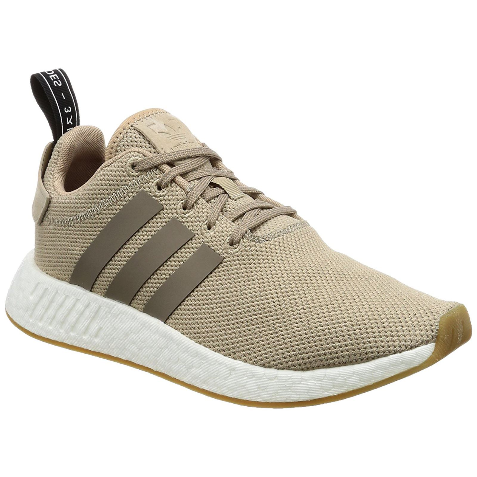 670be252981c Adidas NMD R2 Beige Trace Khaki Mens Low-top Sneakers Boost Trainers ...