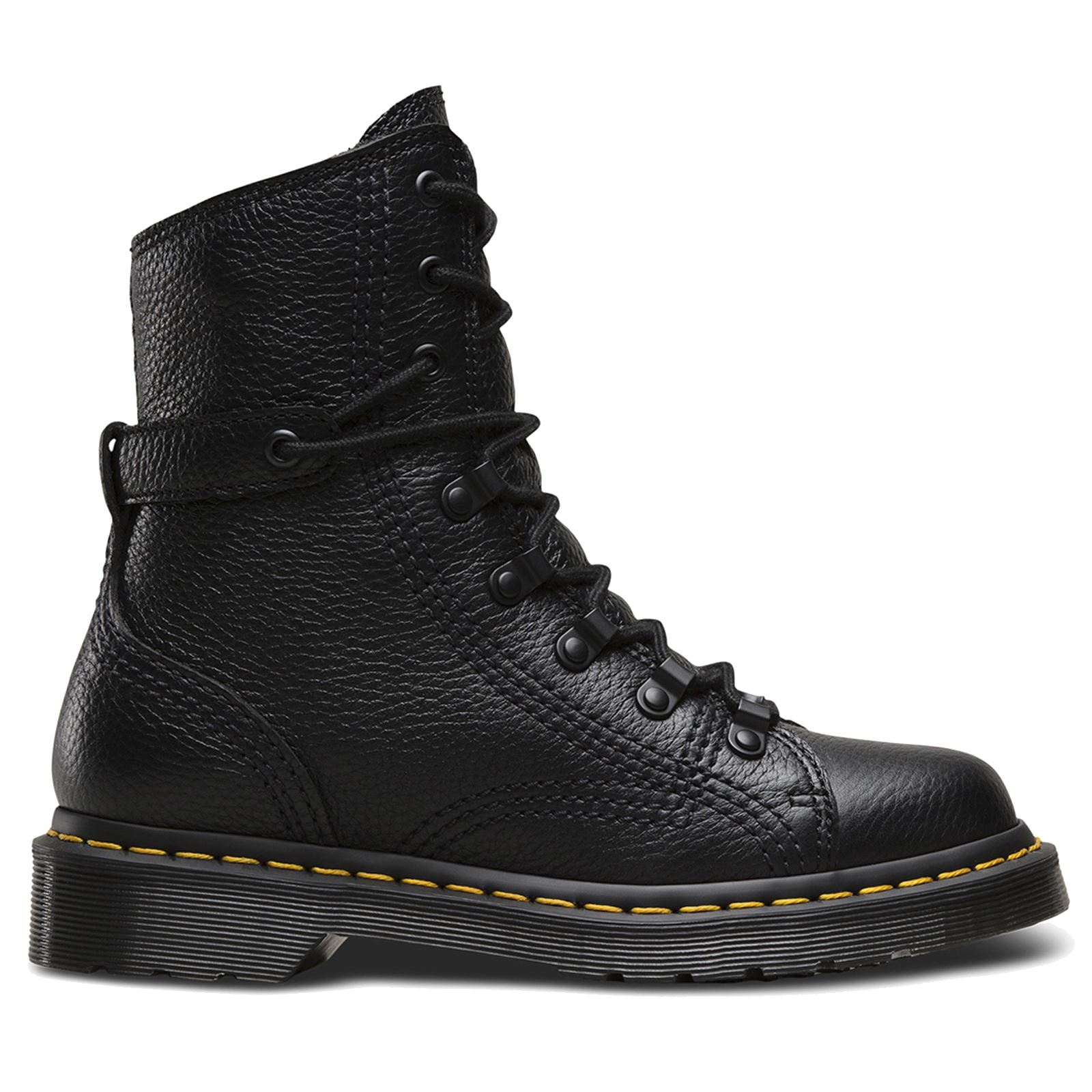 Dr.Martens Coraline Aunt Sally Black Womens Boots  dfb6f6ed3d2