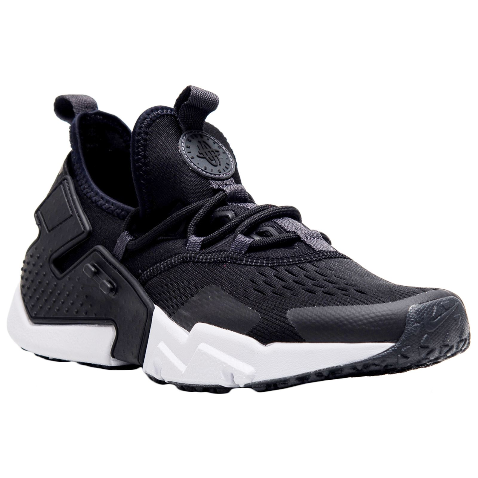 best service ece57 14618 Details about Nike Air Huarache Drift Breathe Black Anthracite Mens Mesh  Low-top Trainers