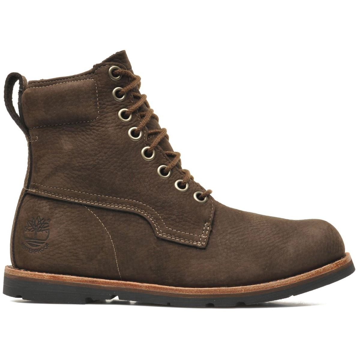 Timberland Earthkeepers Ruglt Wp Dark Brown Mens Boots Ebay