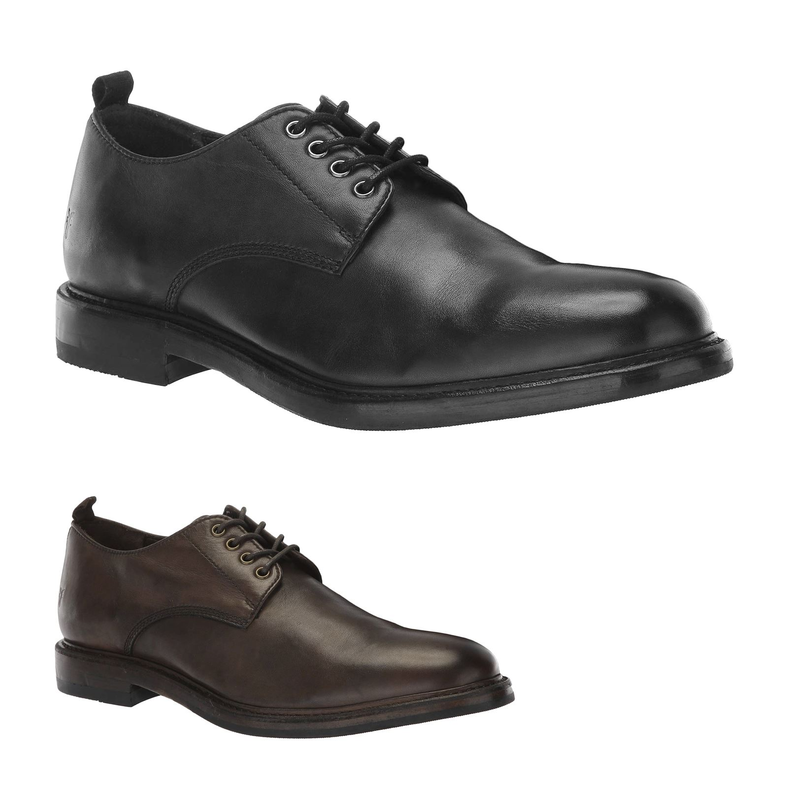 45d2dd9016d Details about Frye Murray Oxford Leather Casual Low-Profile Lace-Up Mens  Shoes