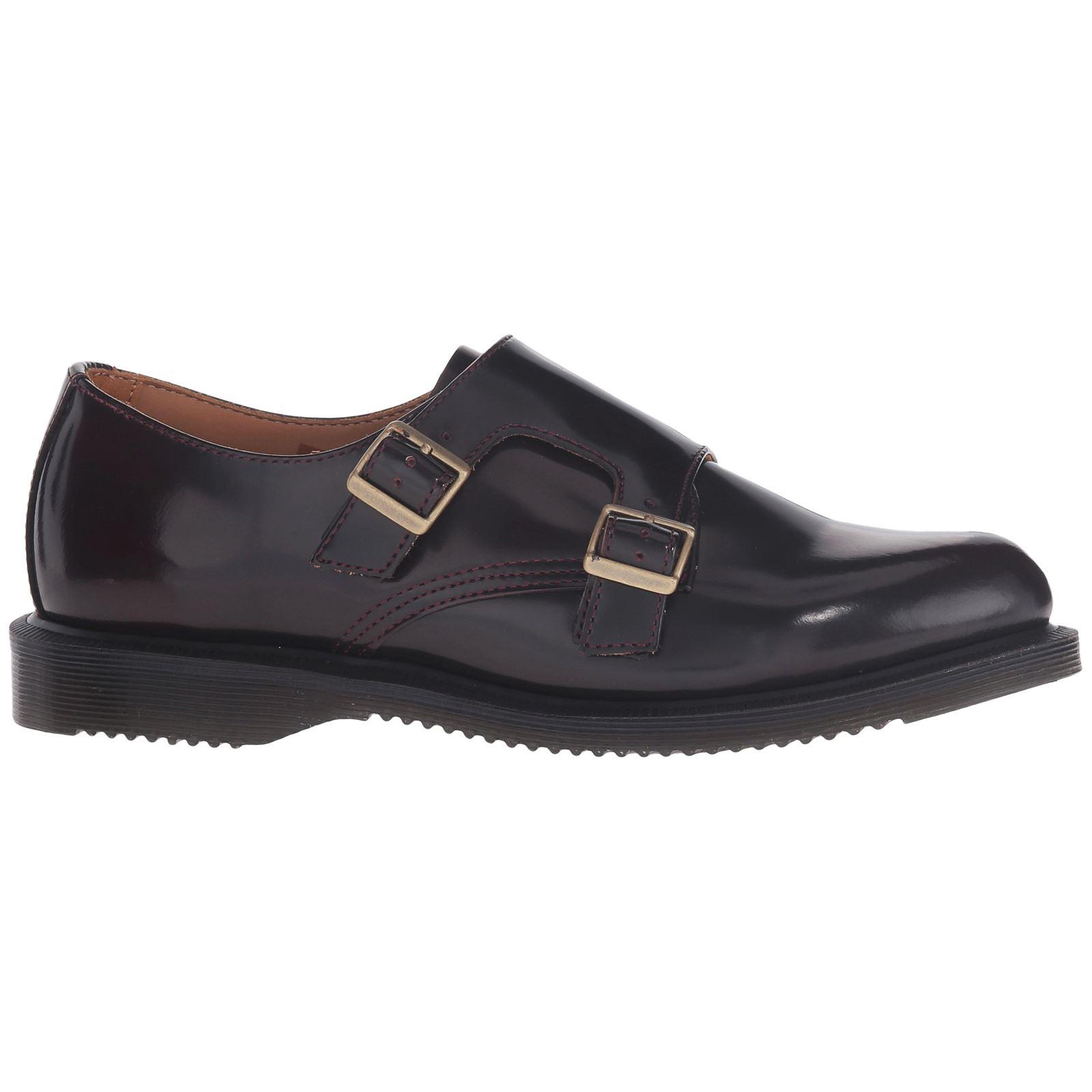 Details about Dr.Martens Pandora Arcadia Cherry Womens Shoes e27b02d5a6