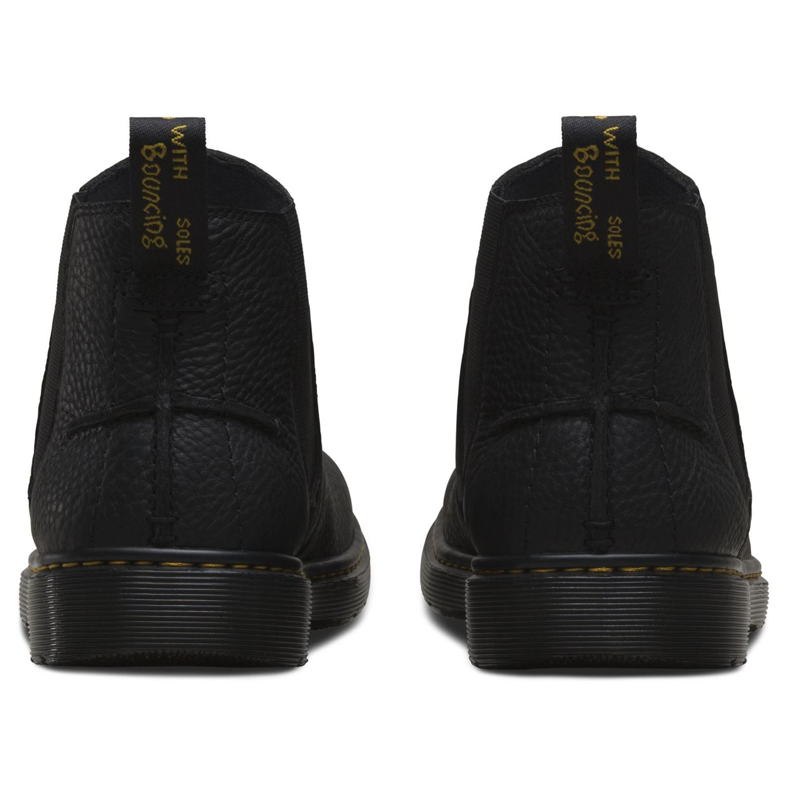 Dr.Martens Lyme Grizzly Grizzly Lyme Black Mens Boots 39d3fb