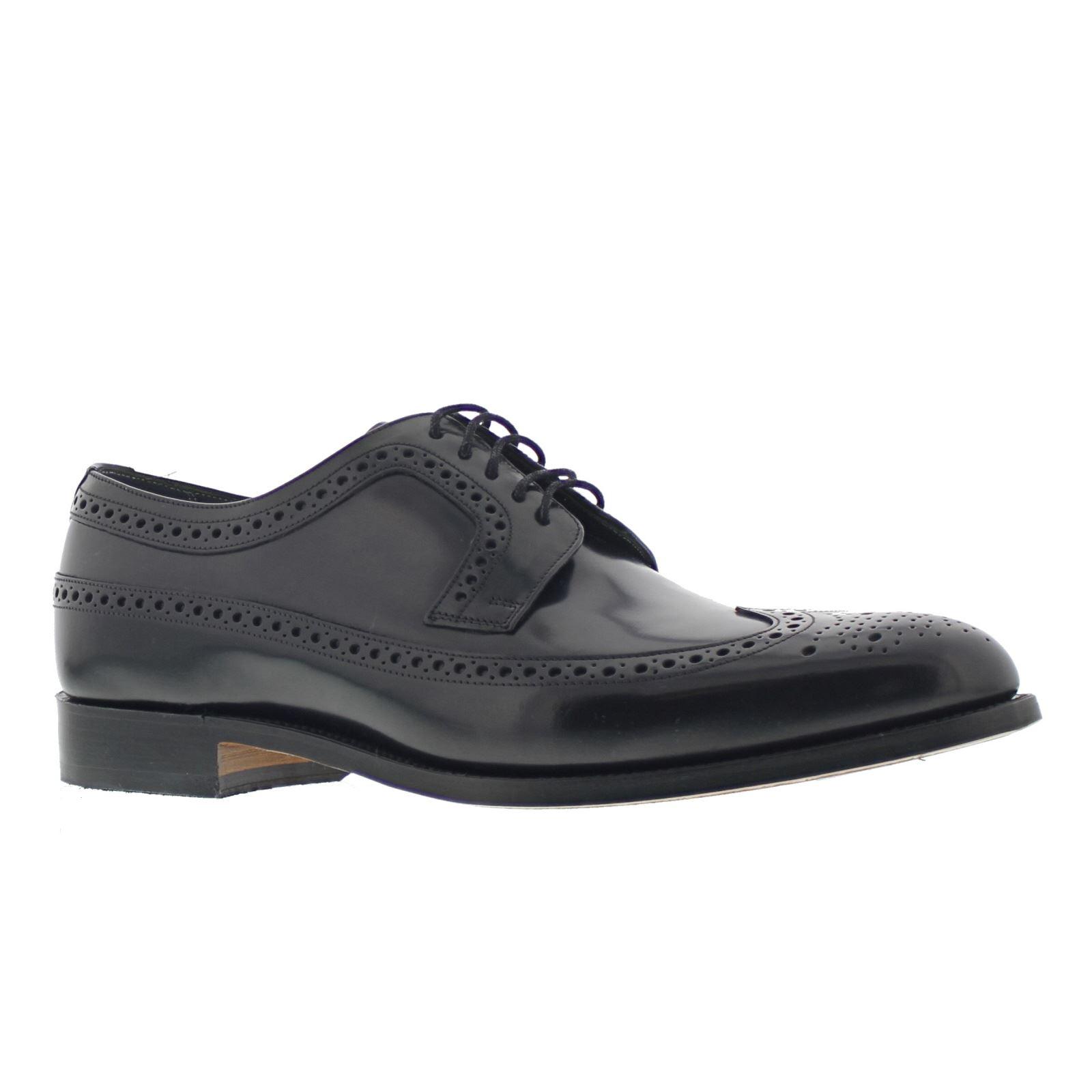 Barker Black Shoes Ebay