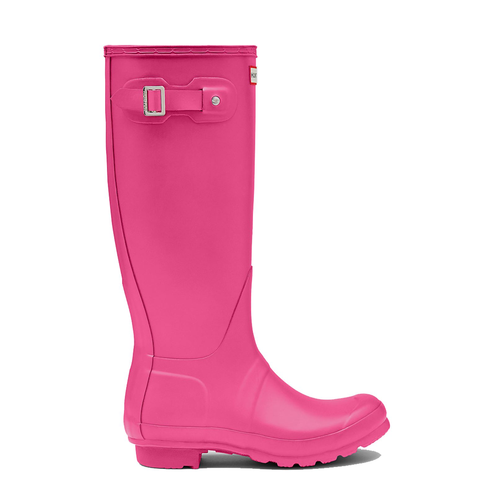 Womens Boots Hunter Original Tall Bright Cerise