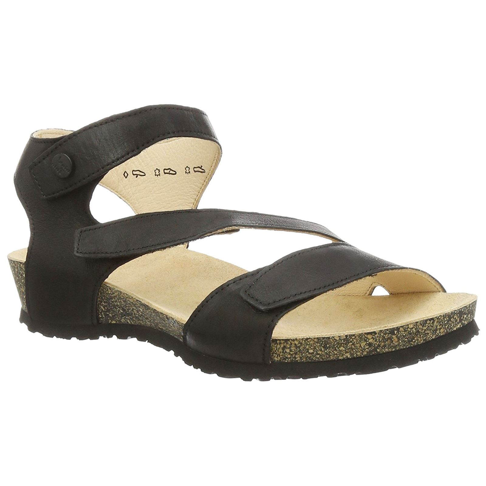 Womens Dumia 89370 Leather Sandals