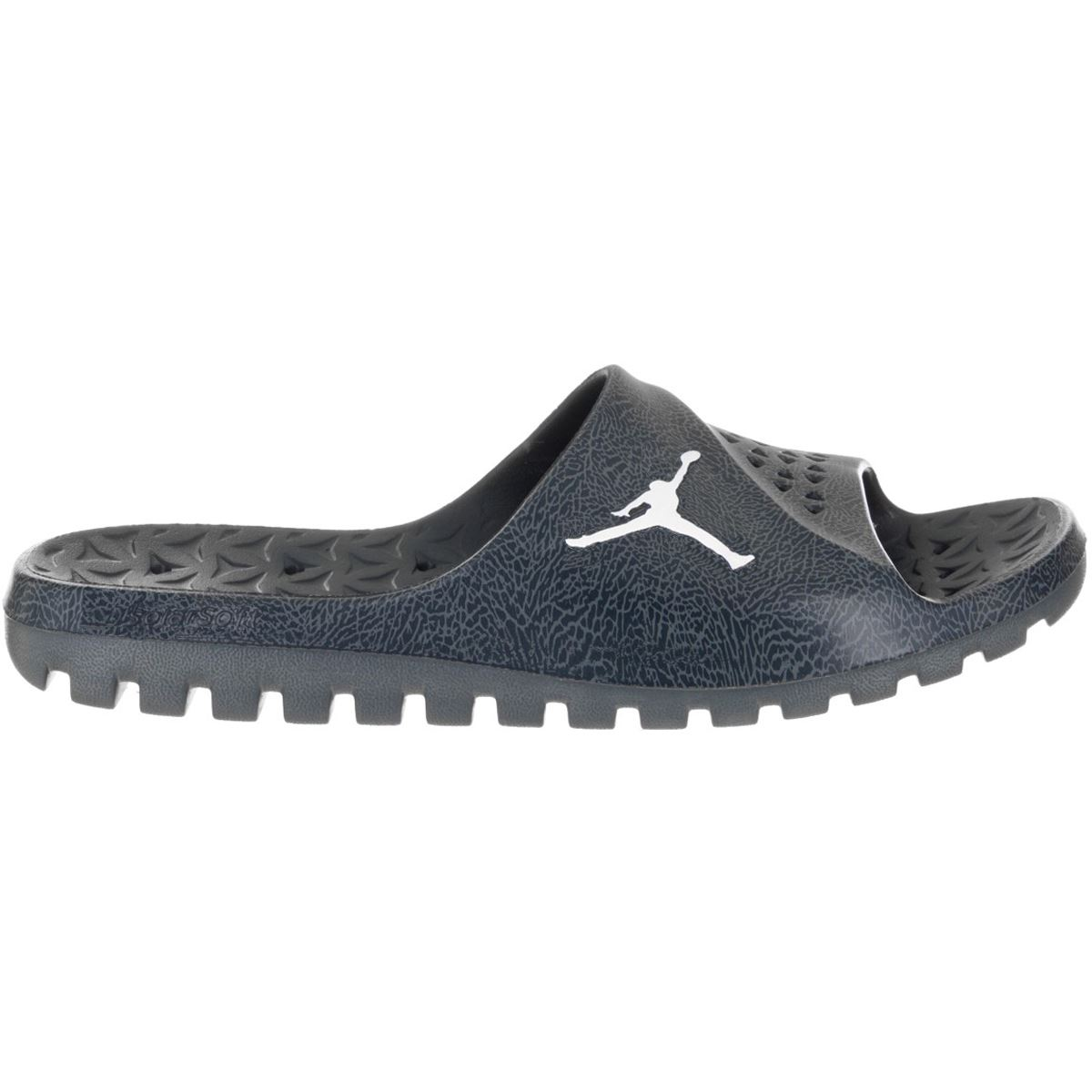 1afa246e0d0 Description: Ideal for before and after practice or the game, the navy  Jordan Super.Fly Team 2 Graphic men's ...