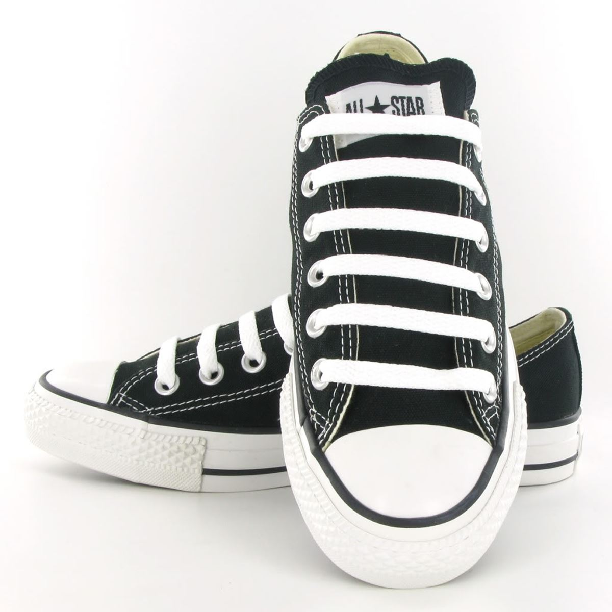 Converse-All-Star-Ox-Unisex-Mens-Womens-Ladies-Trainers thumbnail 5