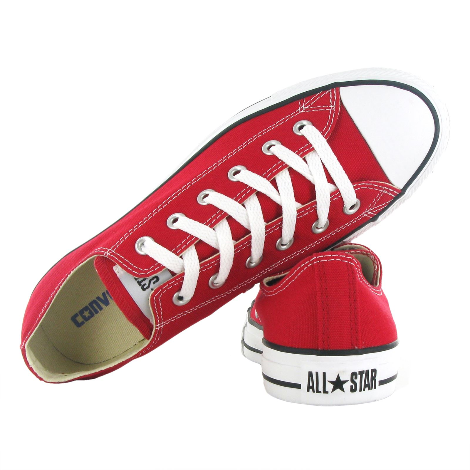 Converse-All-Star-Ox-Unisex-Mens-Womens-Ladies-Trainers thumbnail 19
