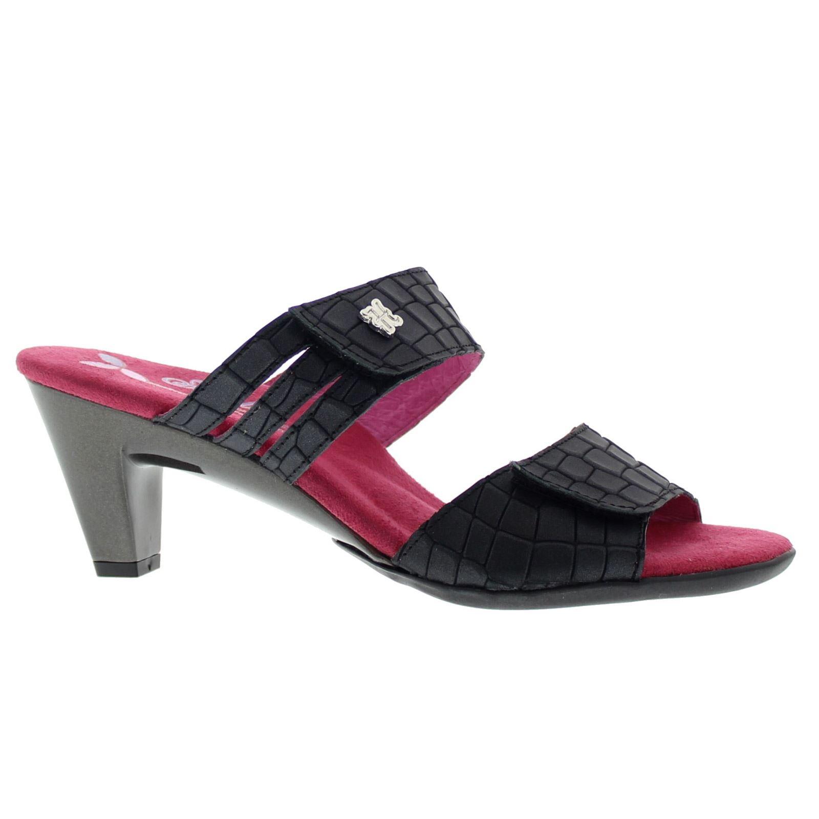 helle womens women black canada factory p comforter slide discount panoria sandals shoes price comfort s