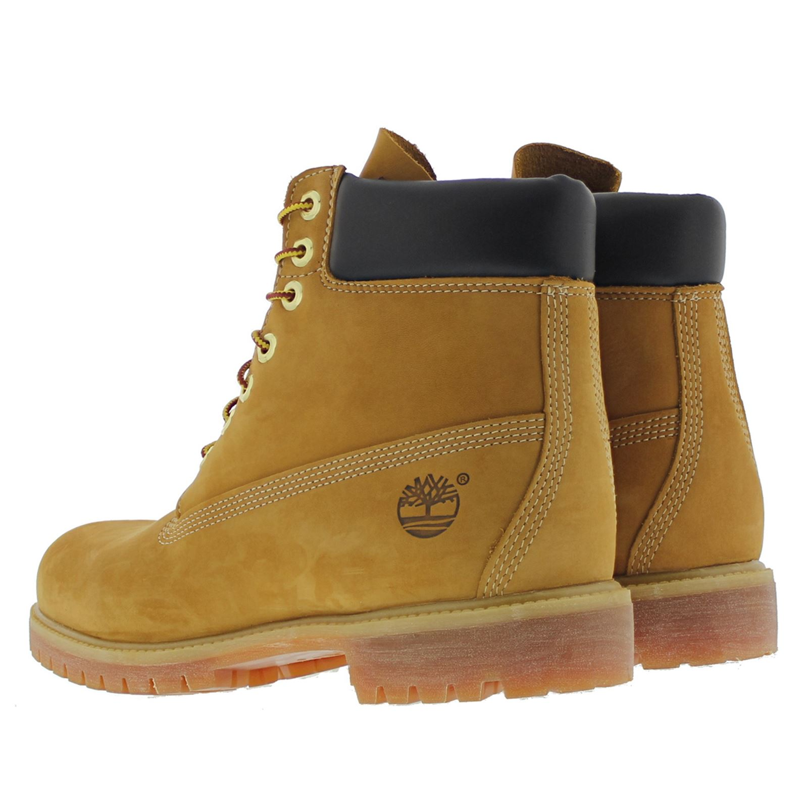 477f4bcb7cb Timberland Icon 6-inch Premium Leather Mens Wide Fitting Boots