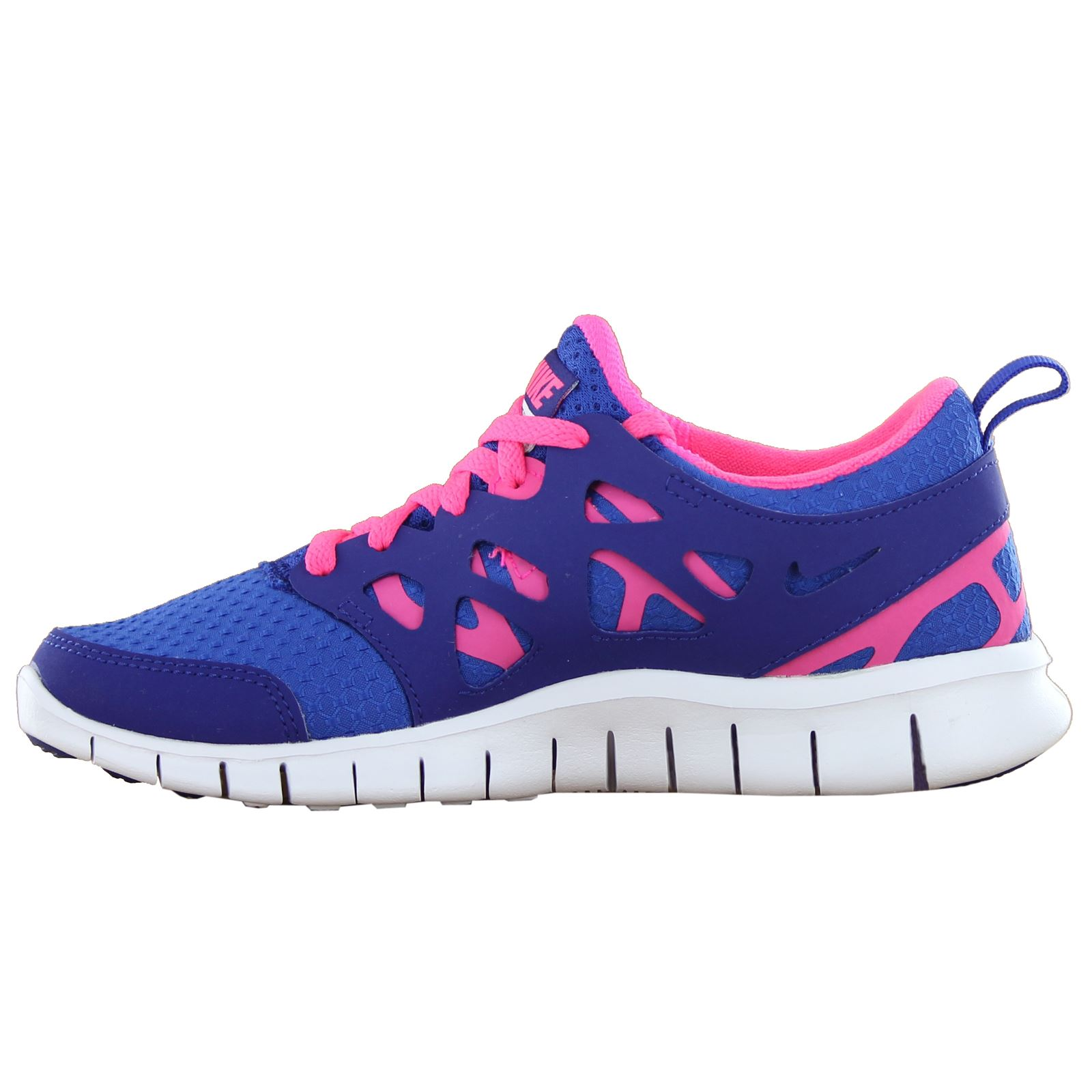 Nike Free Run 2 Mesh Kids Trainers | eBay