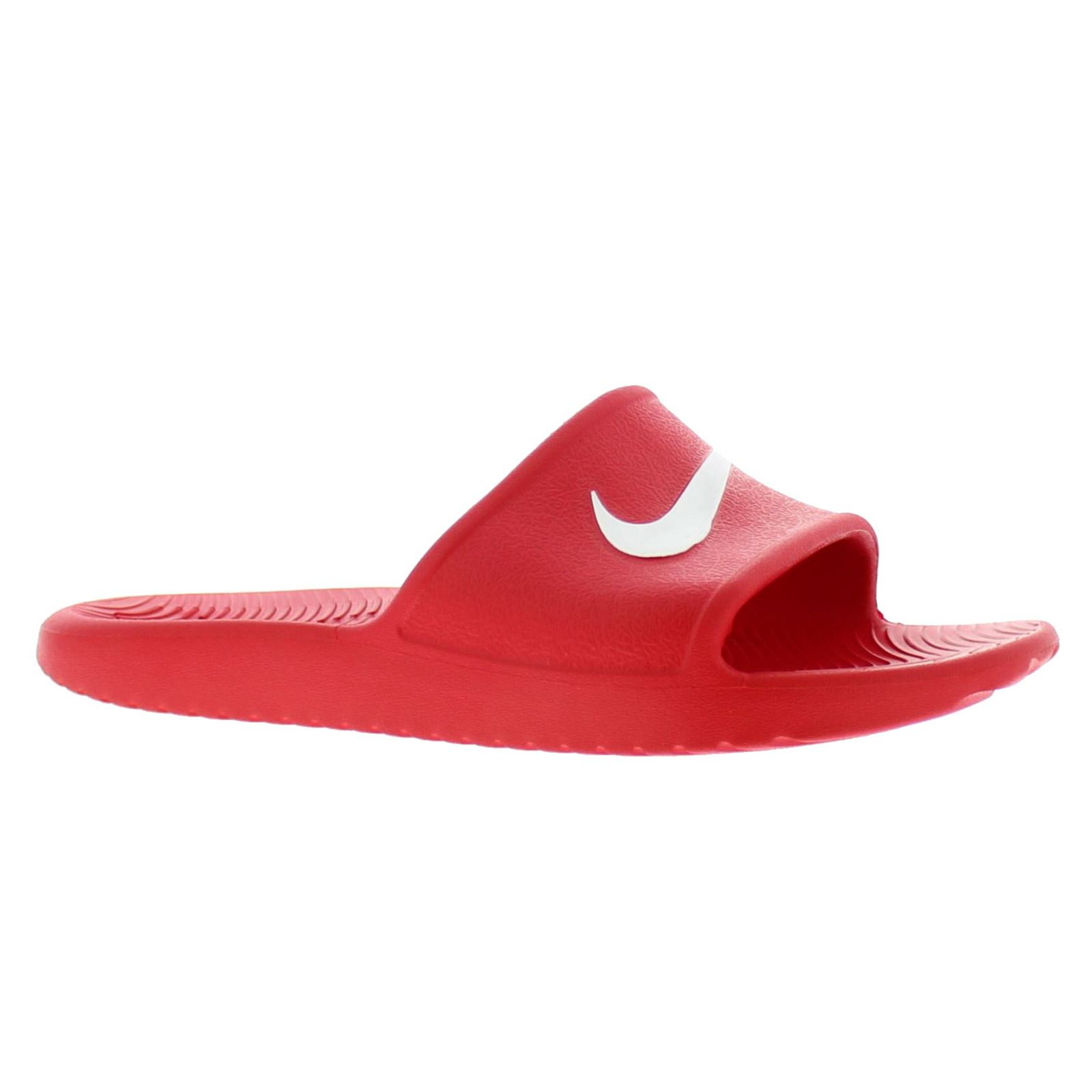 e3b99913a501 Nike Kawa Shower University Red Mens Casual Summer Slides