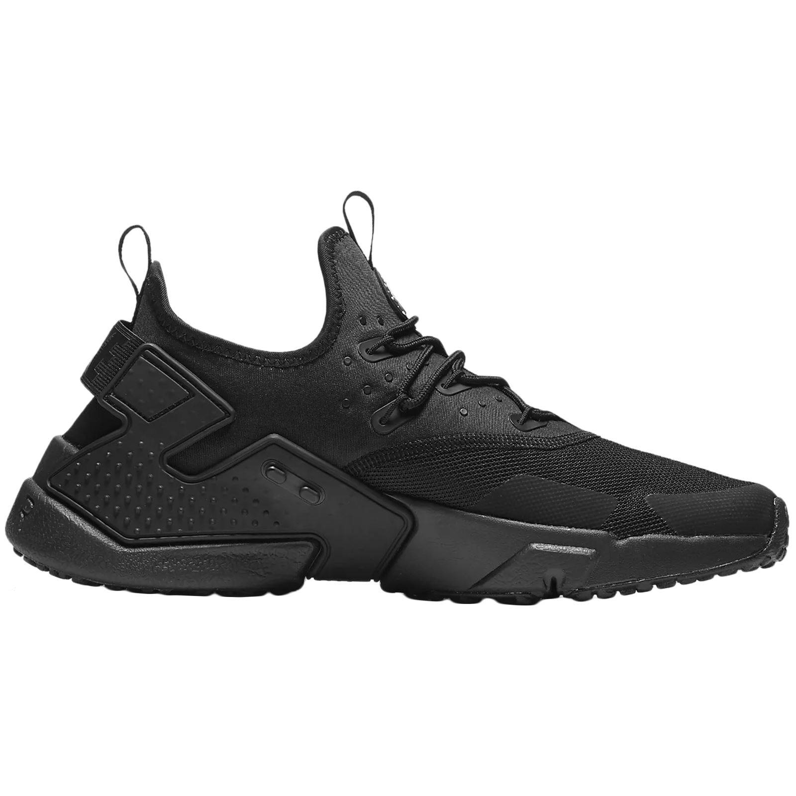 Nike Air Huarache Slip-On Drift Textile Slip-On Huarache Low-Top Running Sneakers Mens Trainers f038e6