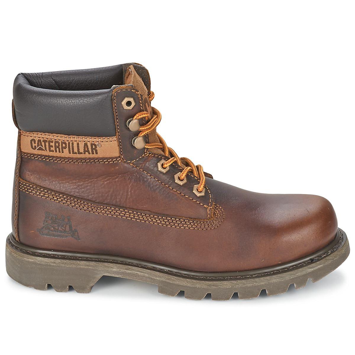Amazon Caterpillar Mens Shoes